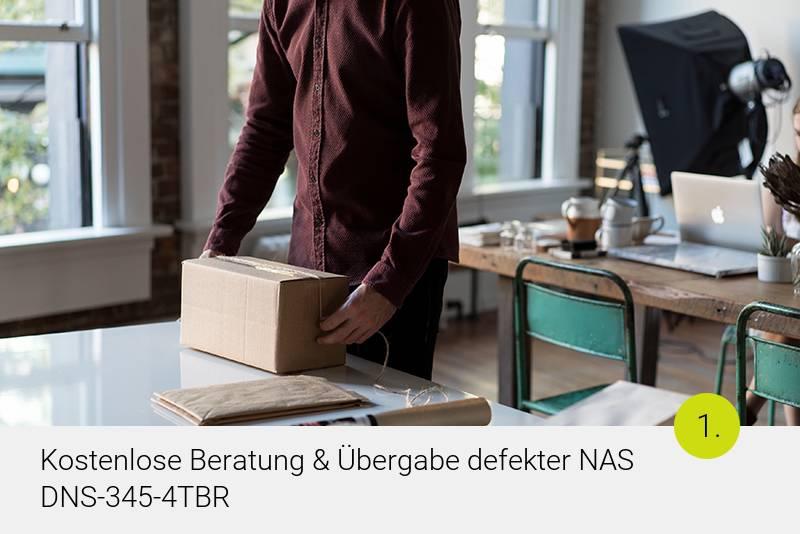 D-Link DNS-345-4TBR