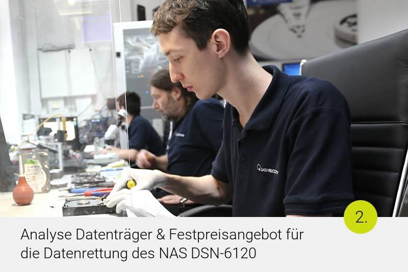 D-Link DSN-6120