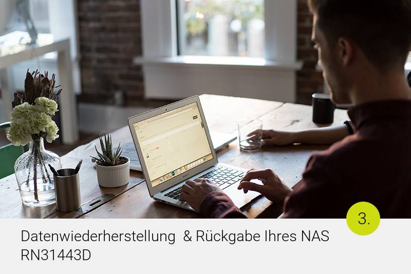 Netgear RN31443D