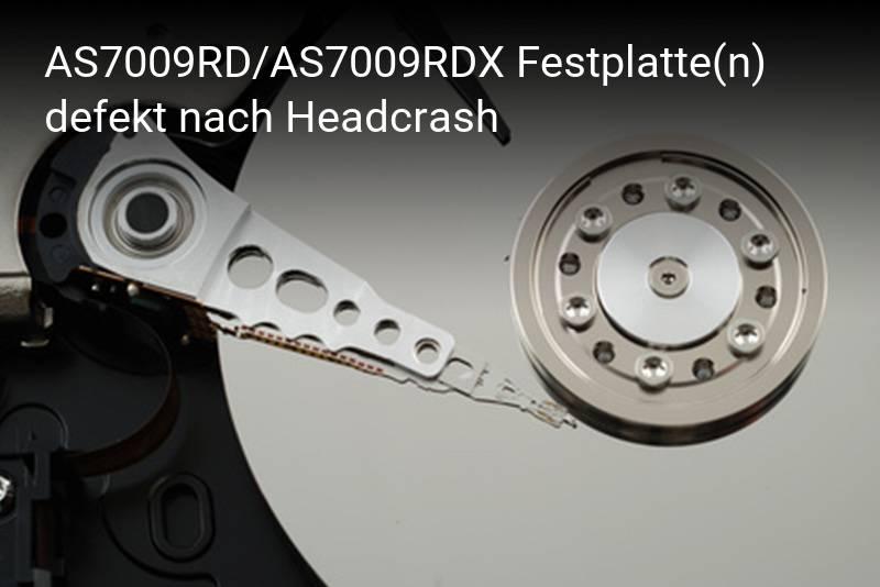 Asustor AS7009RD/AS7009RDX