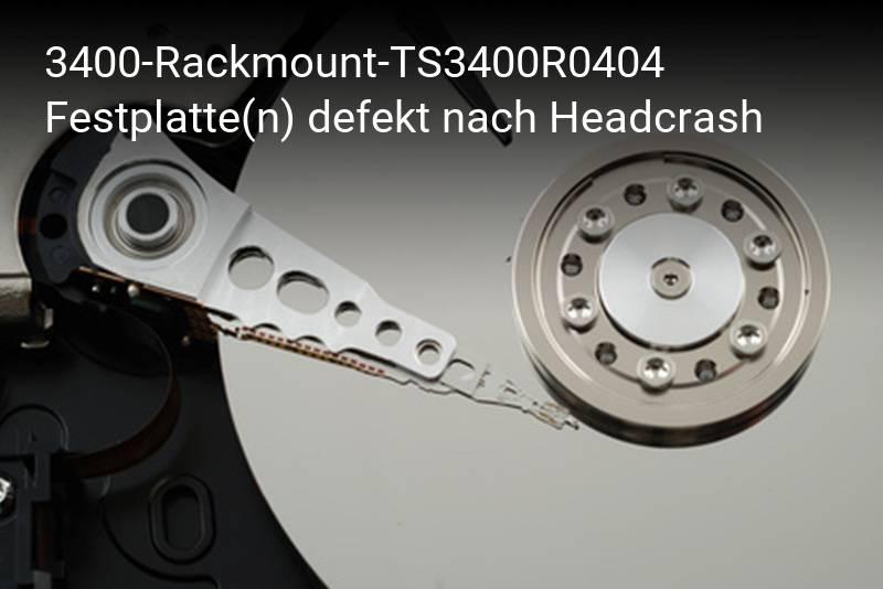 Buffalo 3400-Rackmount-TS3400R0404