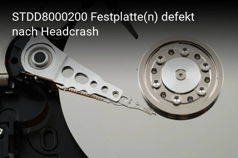 Seagate STDD8000200