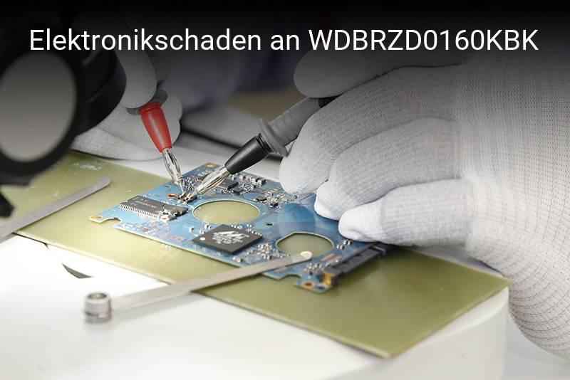 Western Digital WDBRZD0160KBK
