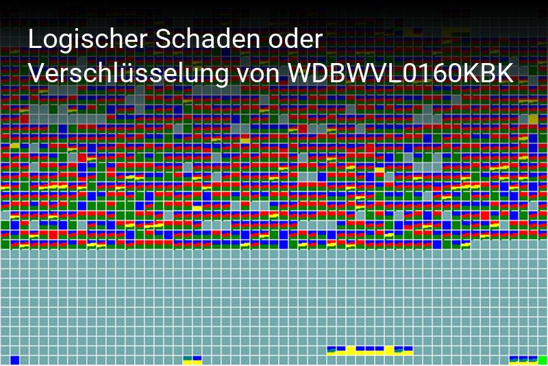 Western Digital WDBWVL0160KBK