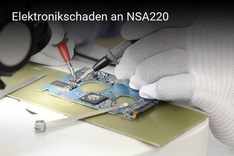 ZyXEL NSA220