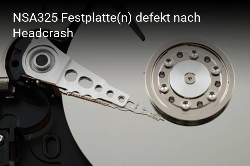 ZyXEL NSA325