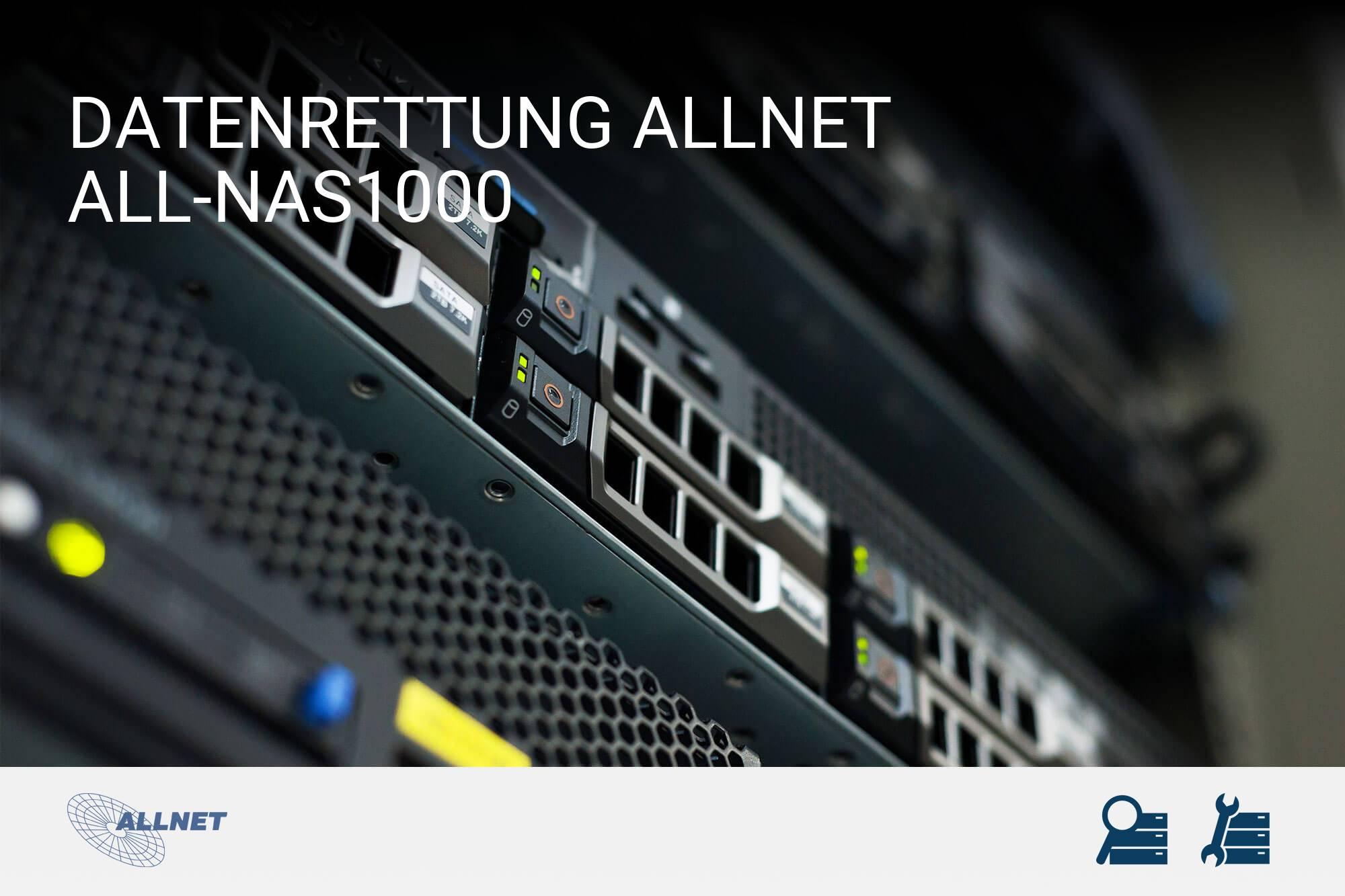 Allnet ALL-NAS1000