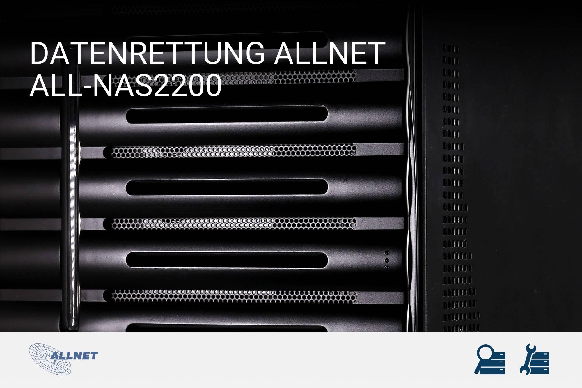 Allnet ALL-NAS2200