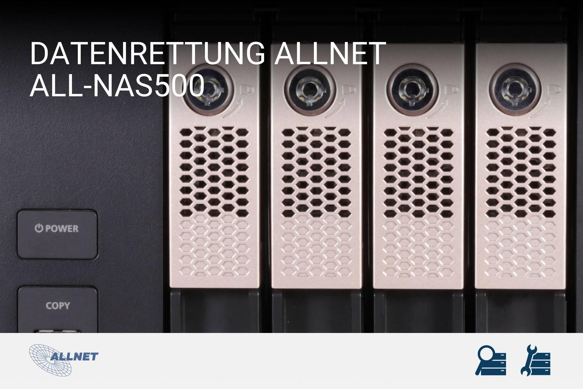 Allnet ALL-NAS500