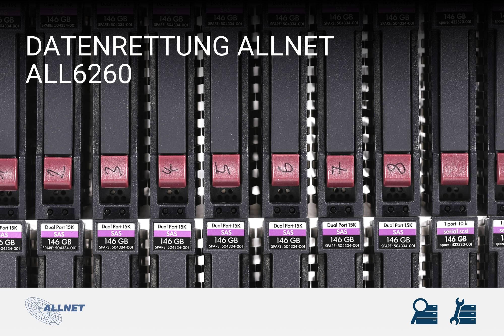 Allnet ALL6260