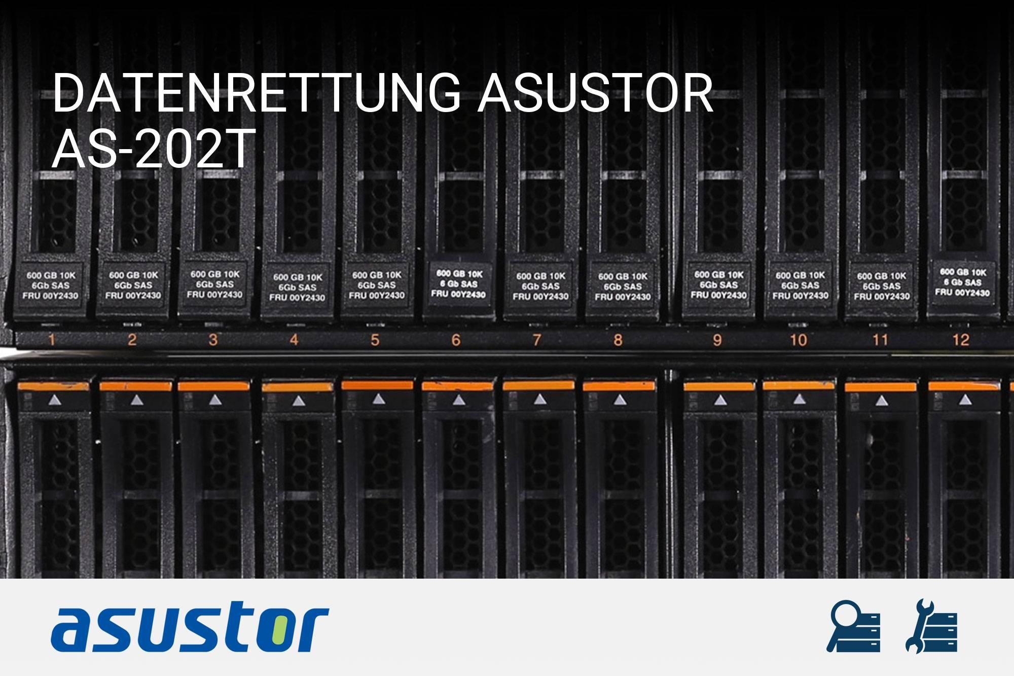Asustor AS-202T
