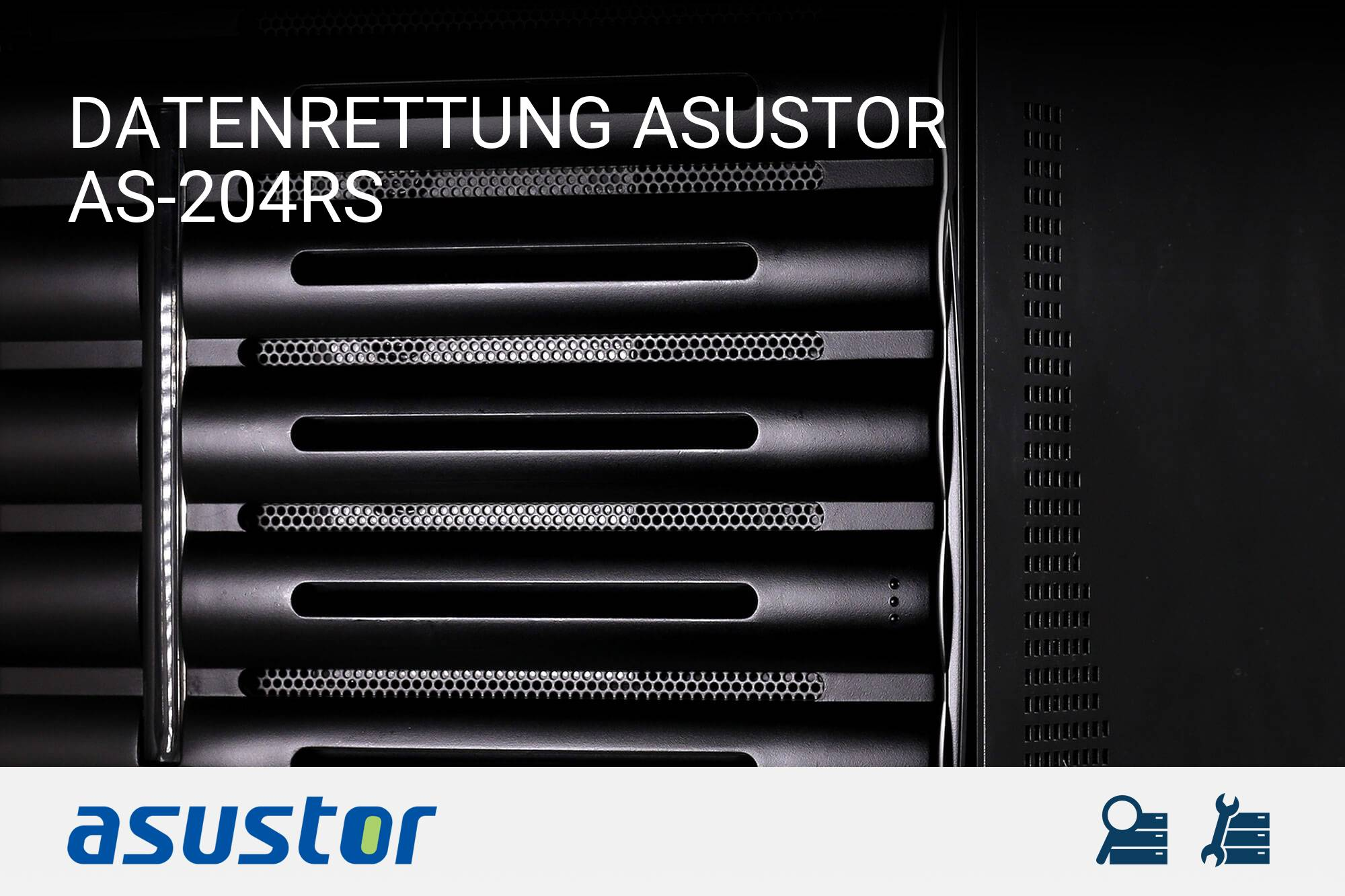 Asustor AS-204RS