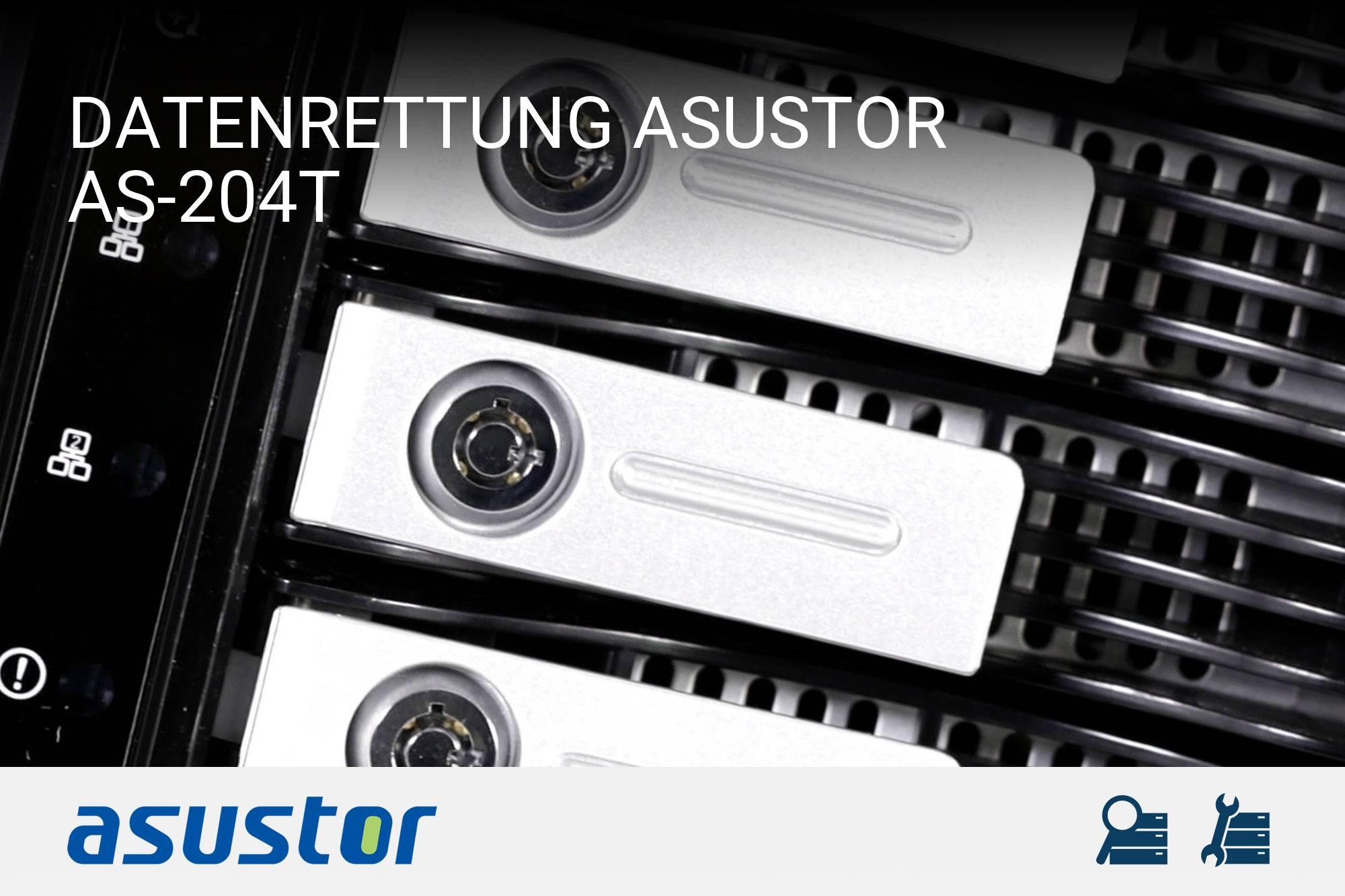 Asustor AS-204T