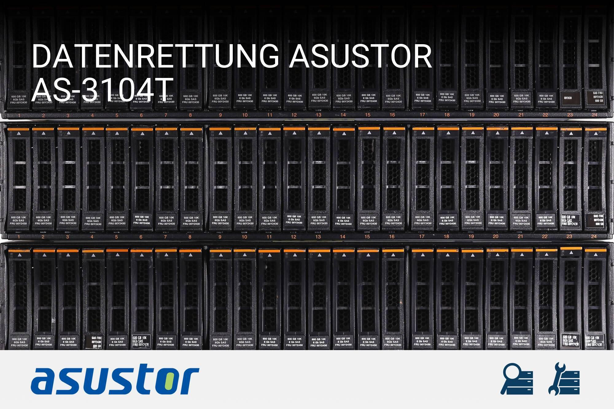 Asustor AS-3104T