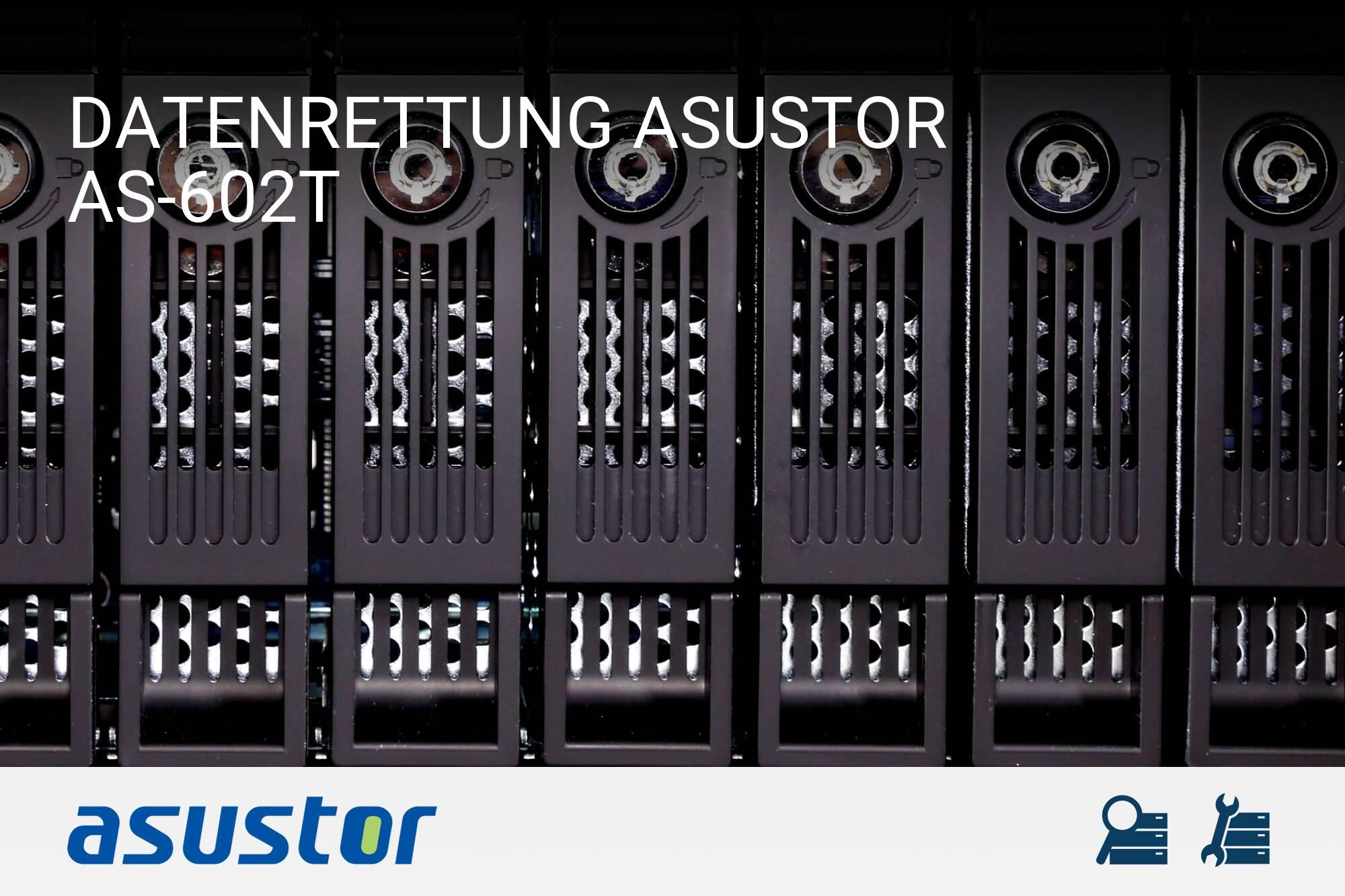 Asustor AS-602T