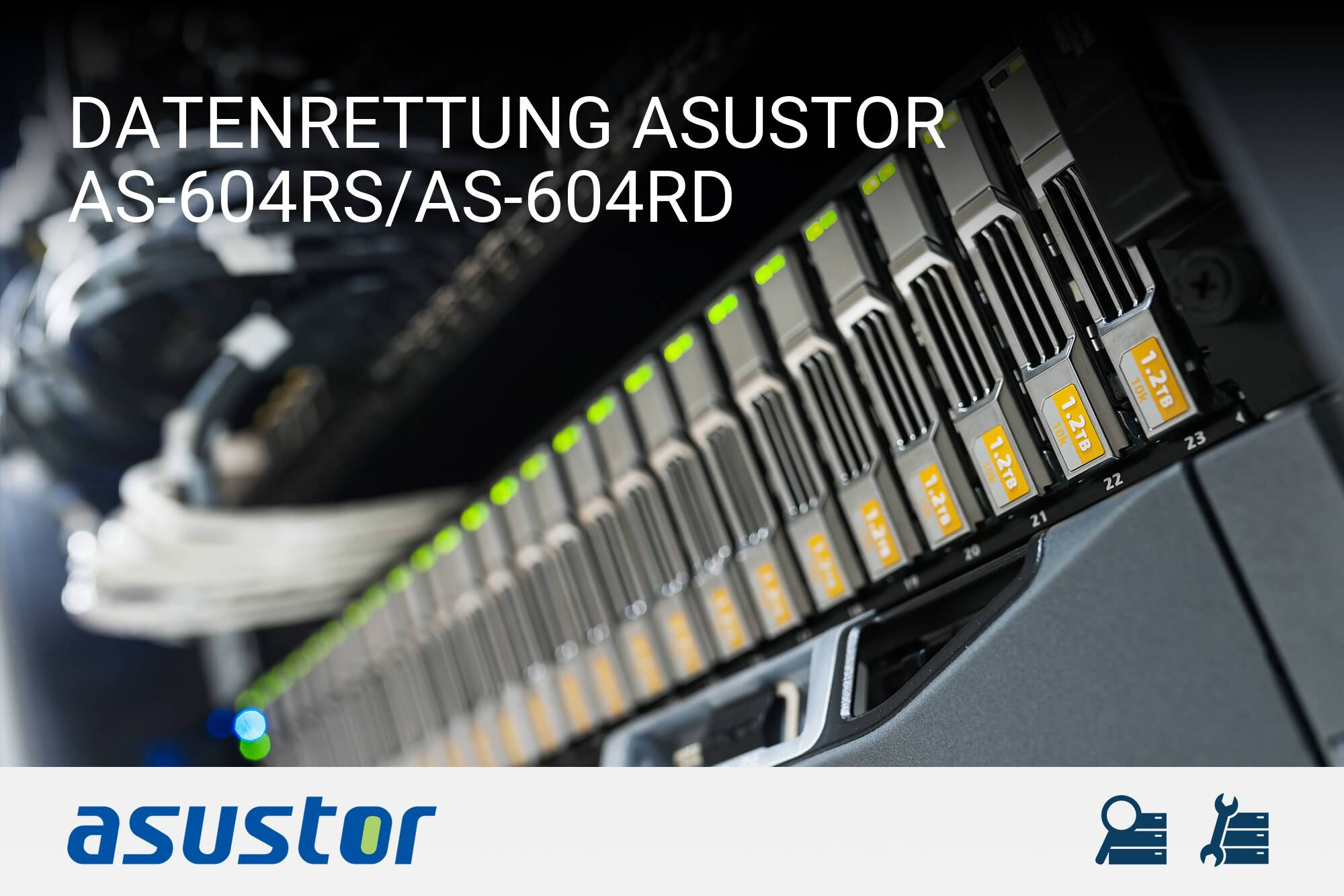 Asustor AS-604RS/AS-604RD