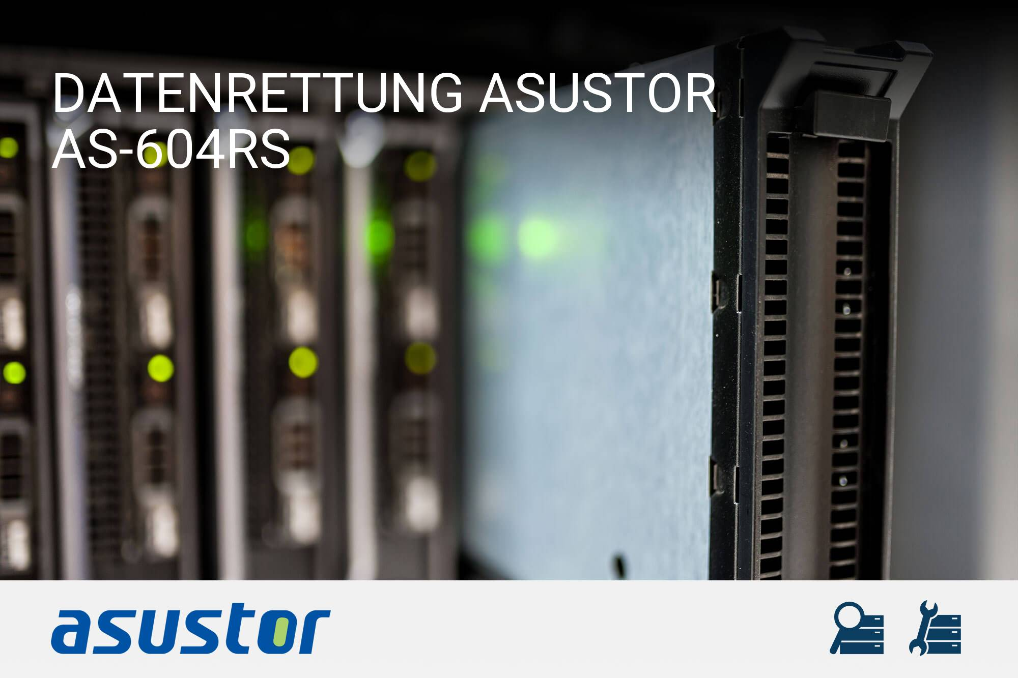 Asustor AS-604RS