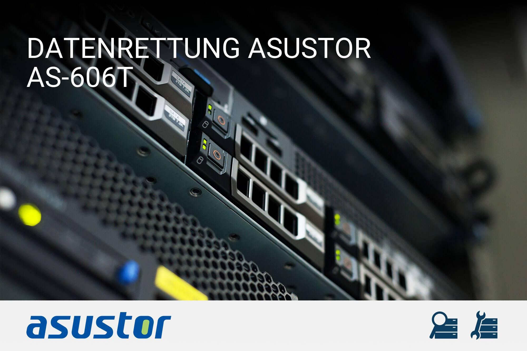 Asustor AS-606T