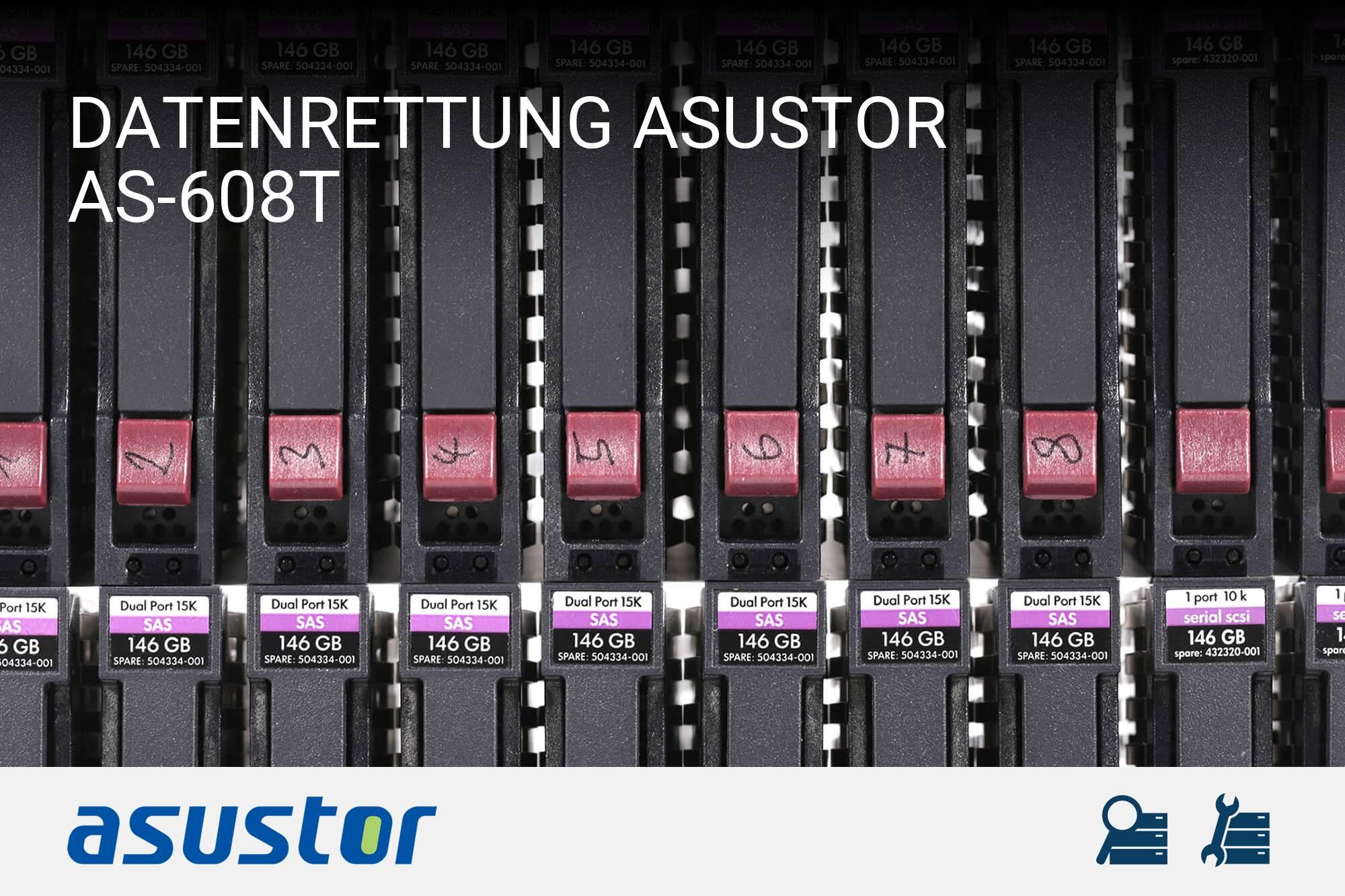 Asustor AS-608T