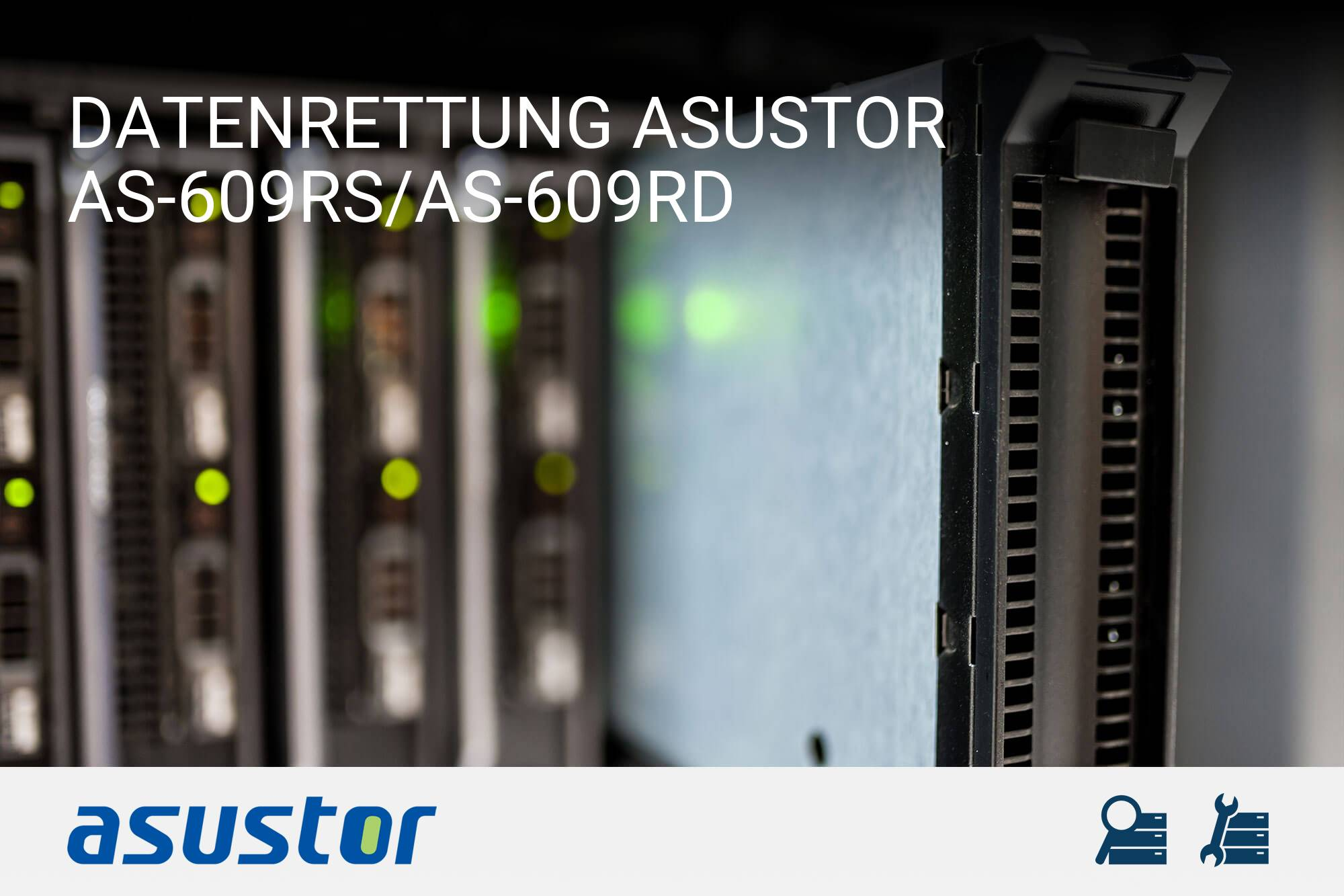 Asustor AS-609RS/AS-609RD