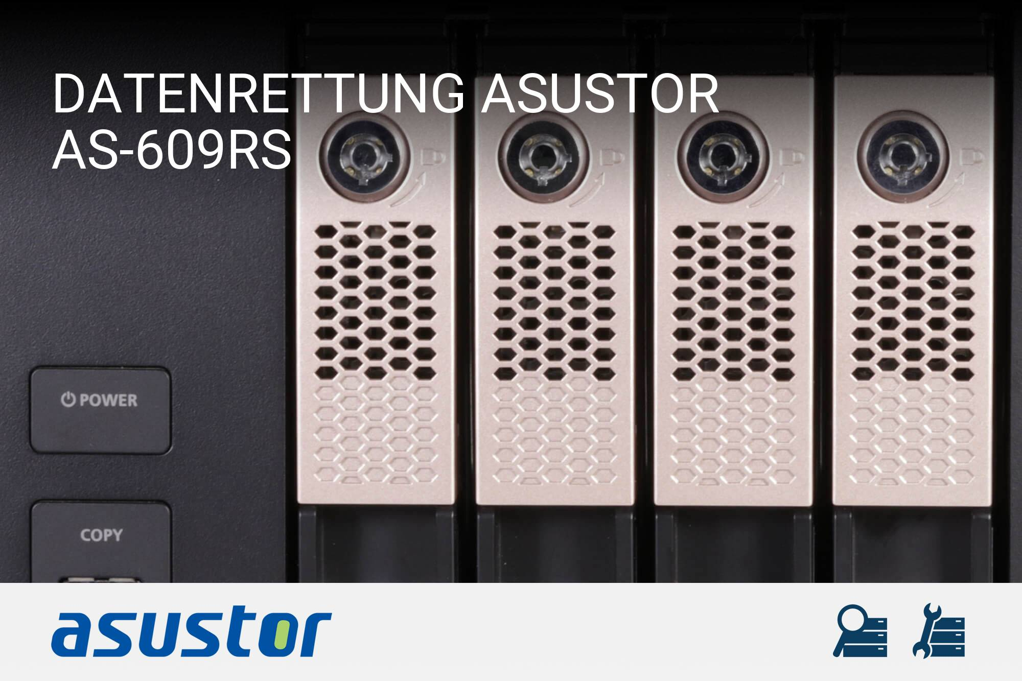 Asustor AS-609RS