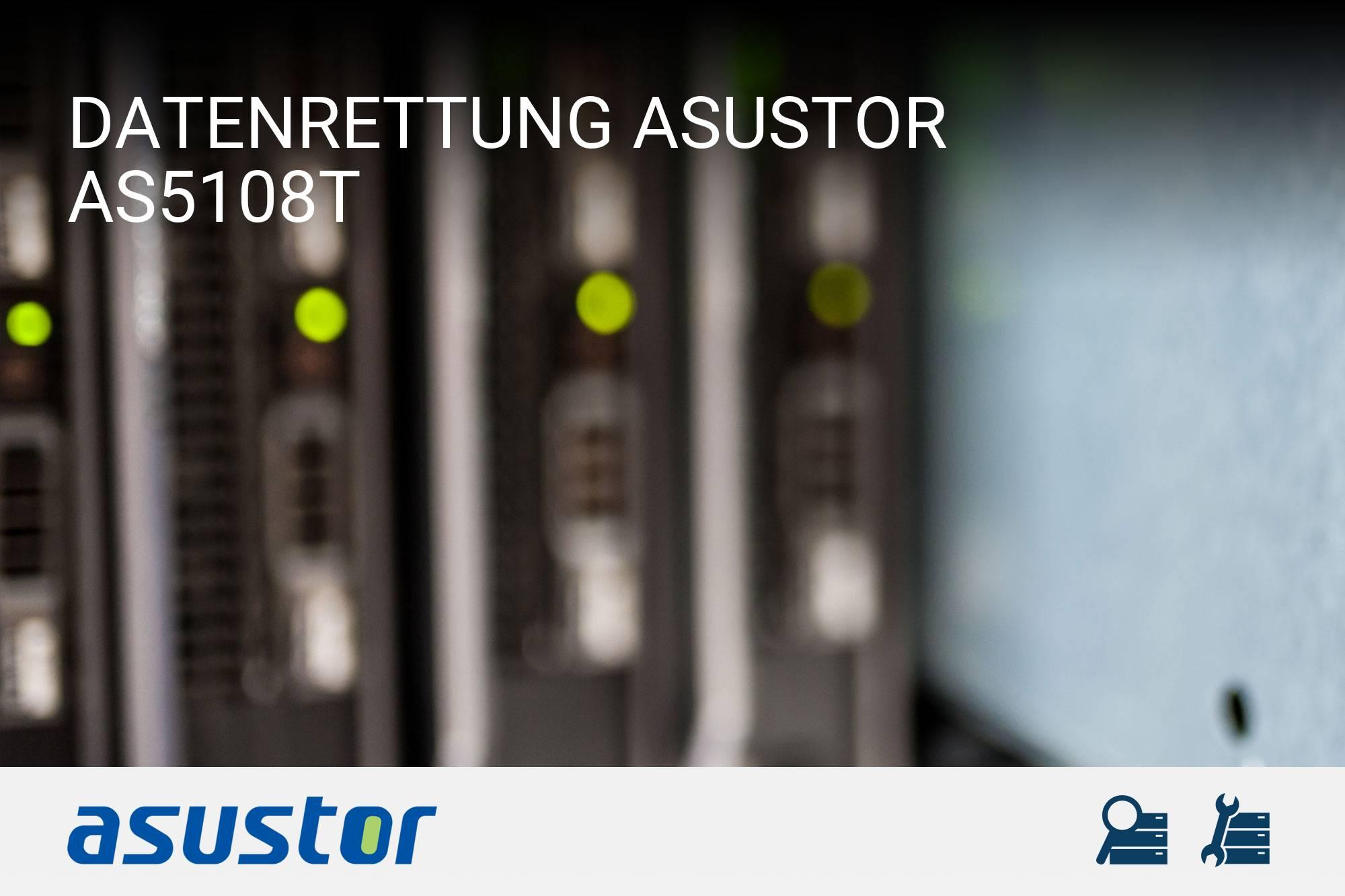 Asustor AS5108T