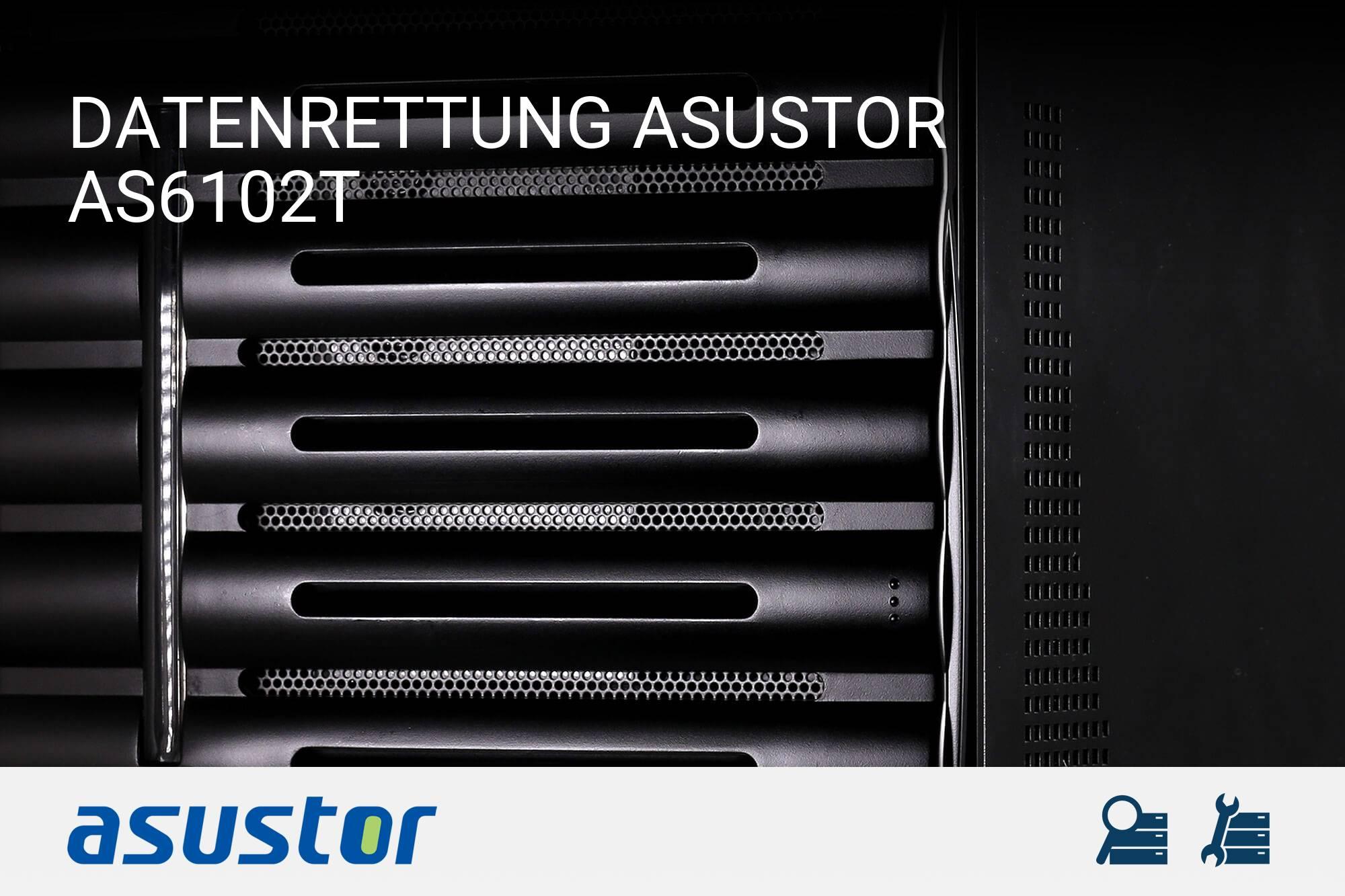 Asustor AS6102T