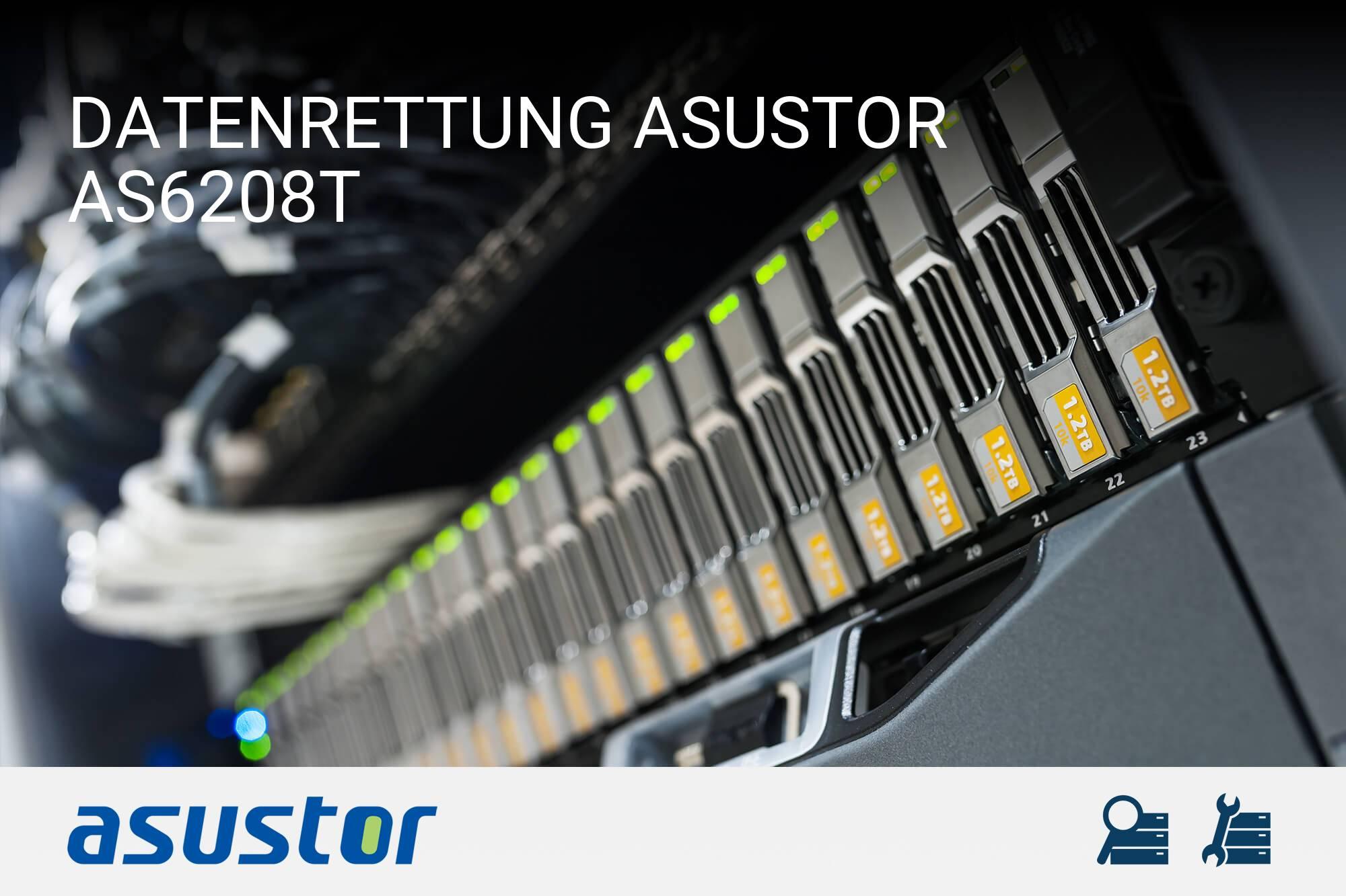 Asustor AS6208T