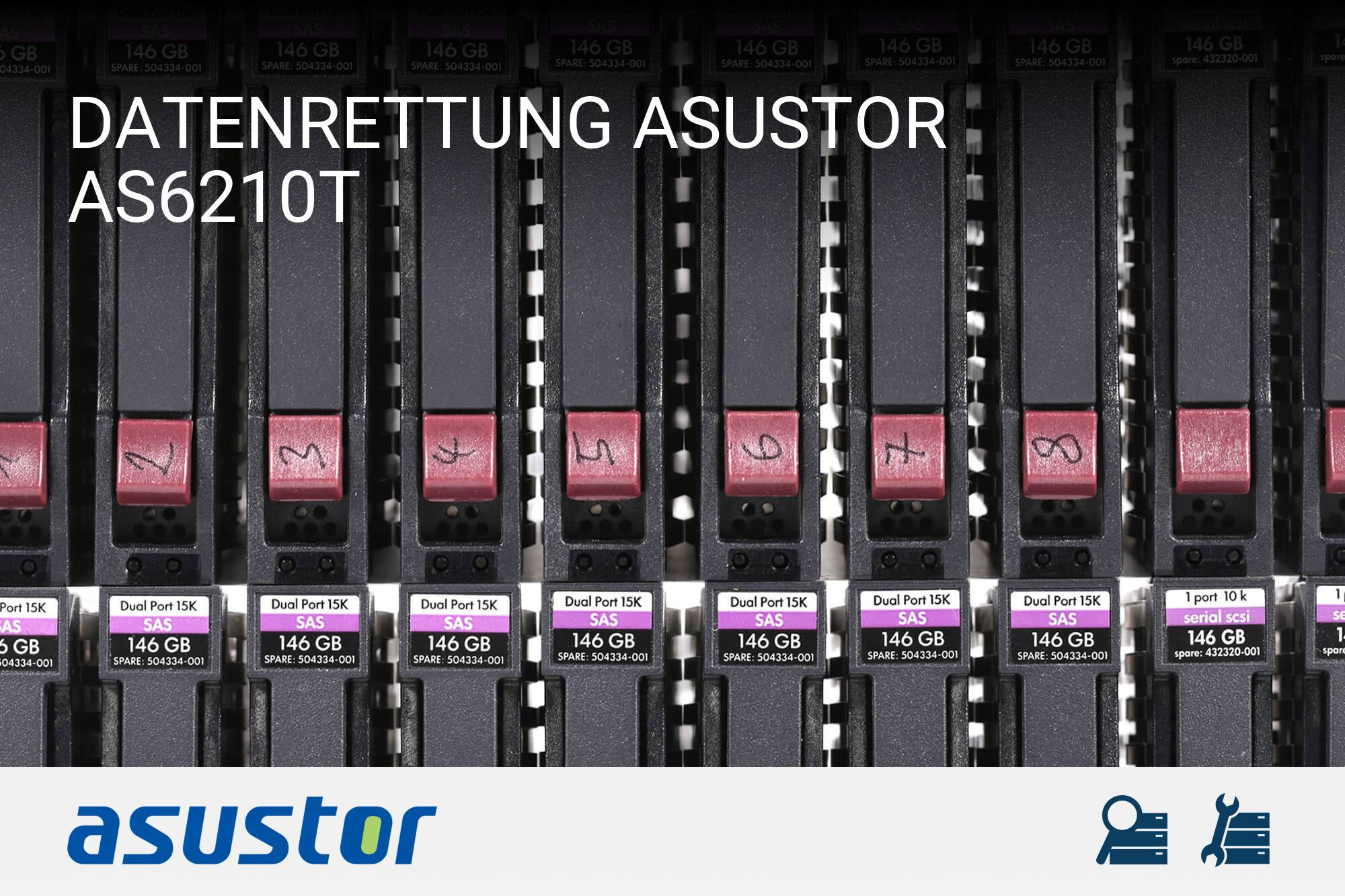 Asustor AS6210T