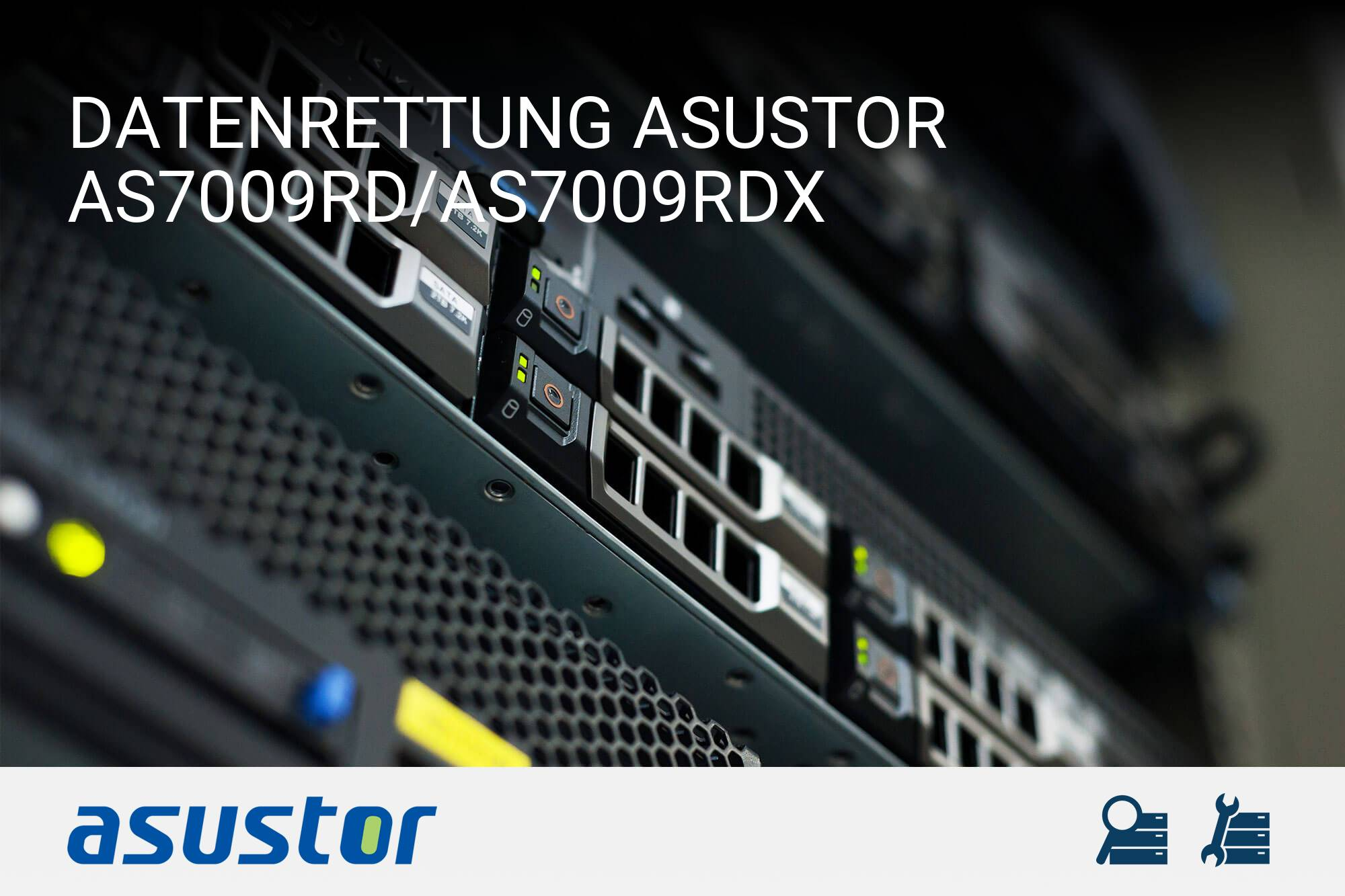 Asustor AS7009RD/AS7009RDX
