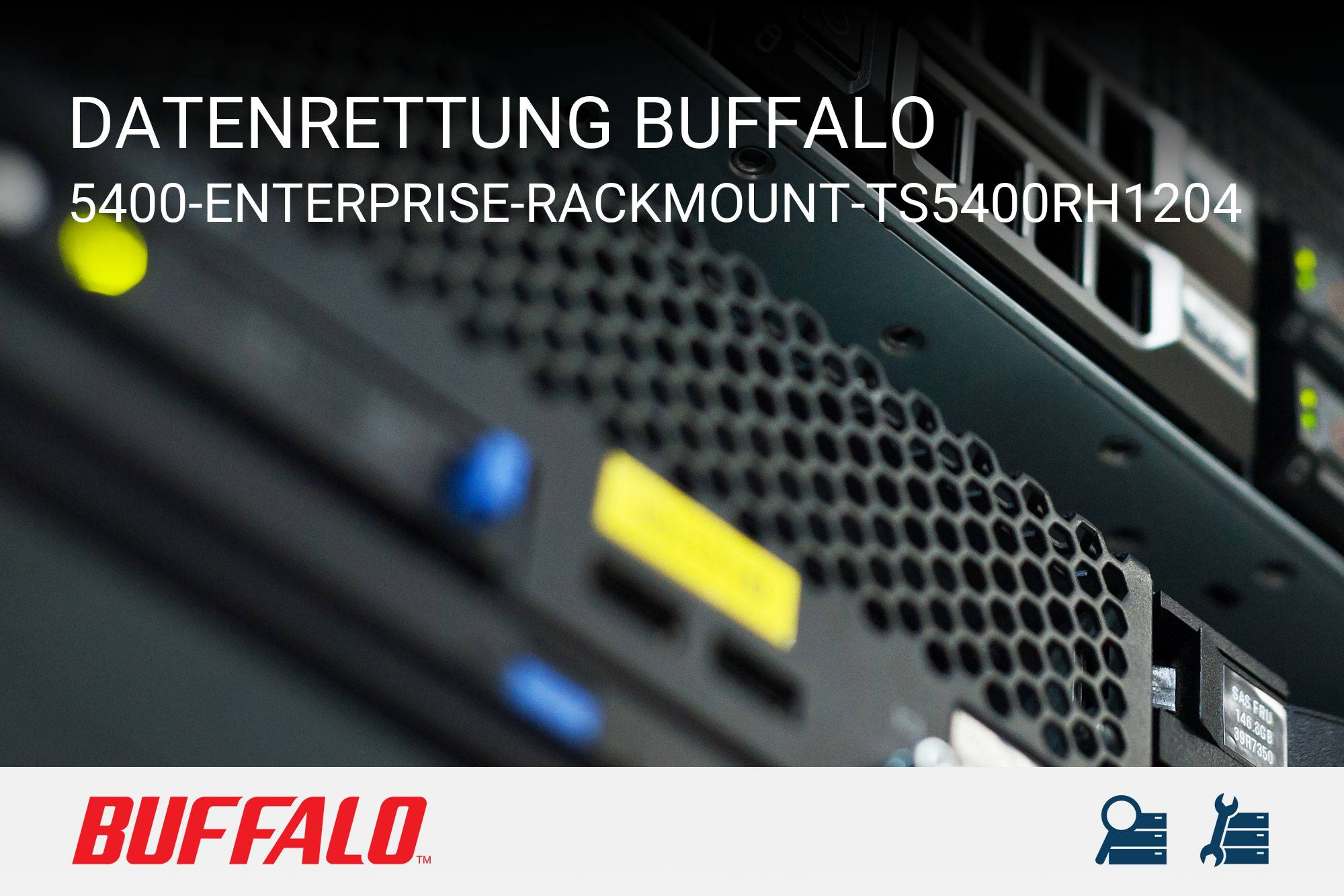 Buffalo 5400-Enterprise-Rackmount-TS5400RH1204