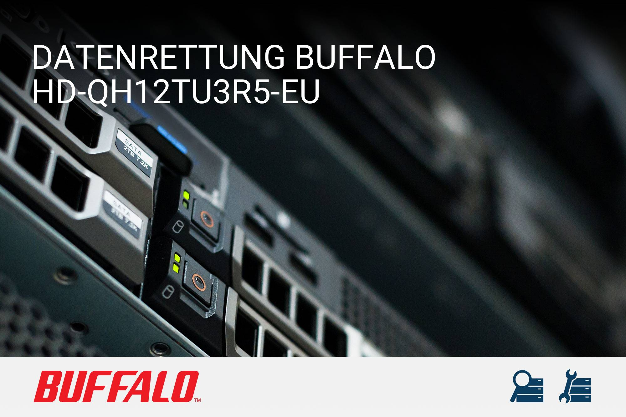 Buffalo HD-QH12TU3R5-EU