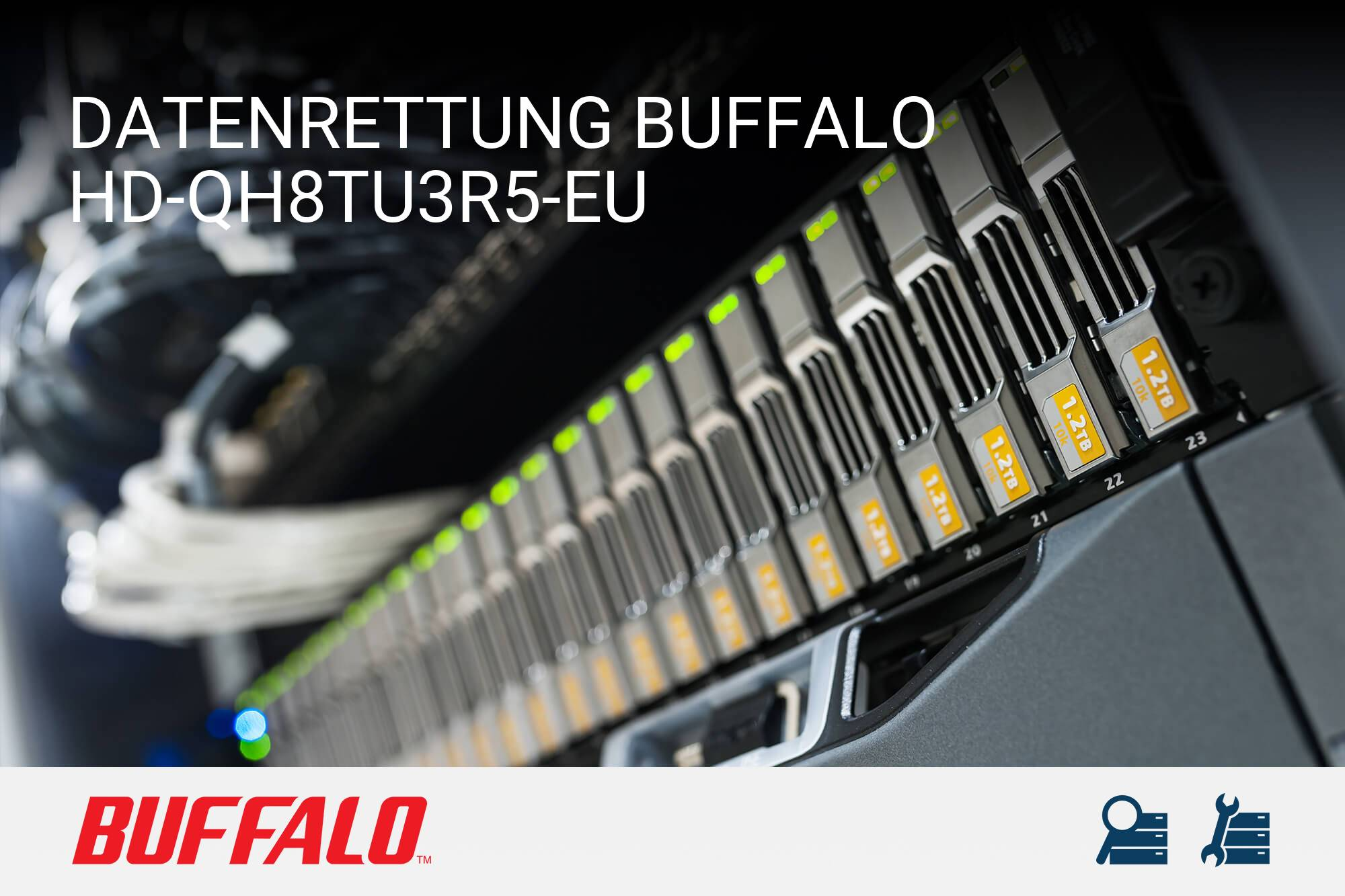 Buffalo HD-QH8TU3R5-EU