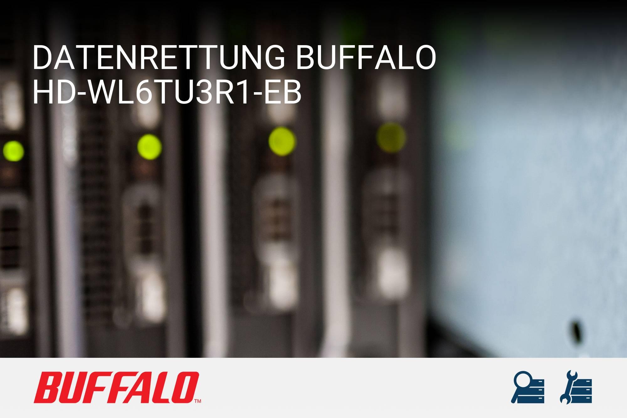 Buffalo HD-WL6TU3R1-EB