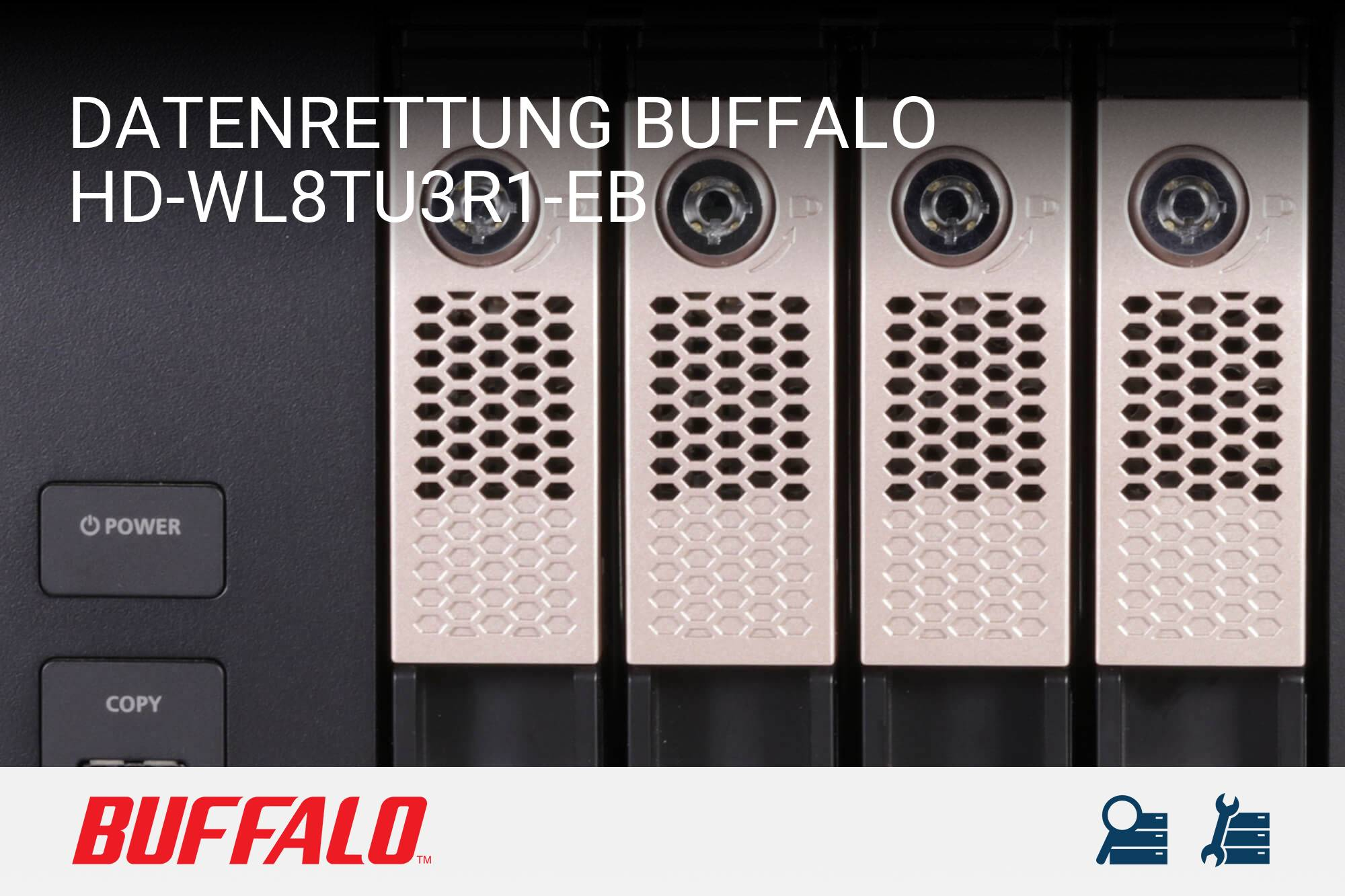 Buffalo HD-WL8TU3R1-EB