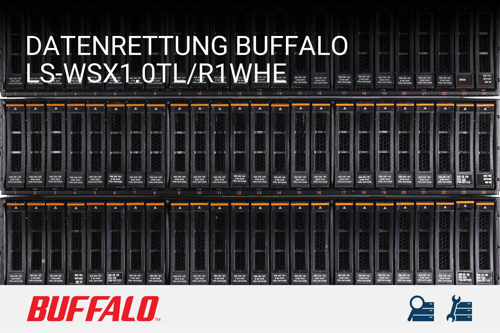 Buffalo LS-WSX1.0TL/R1WHE