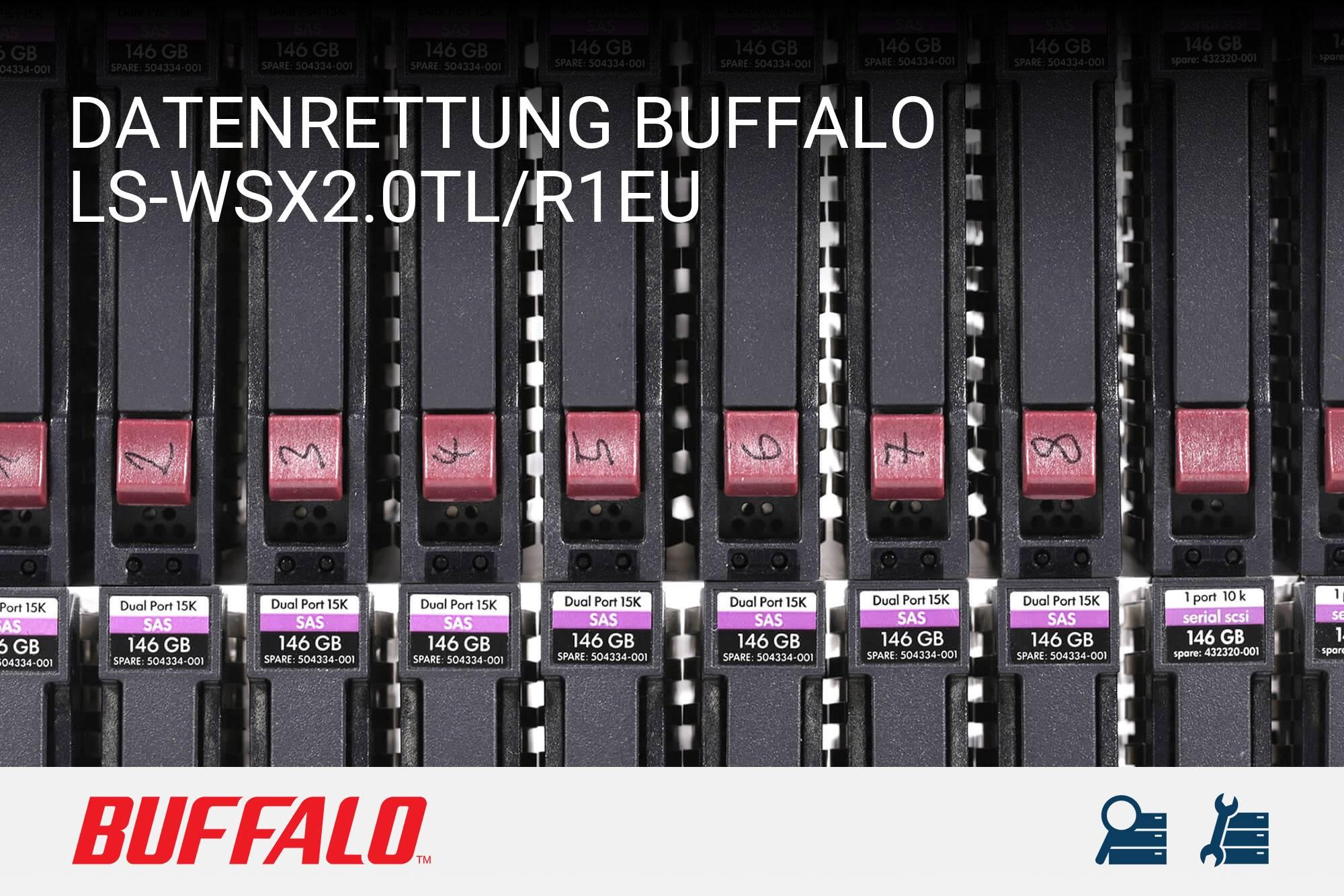 Buffalo LS-WSX2.0TL/R1EU