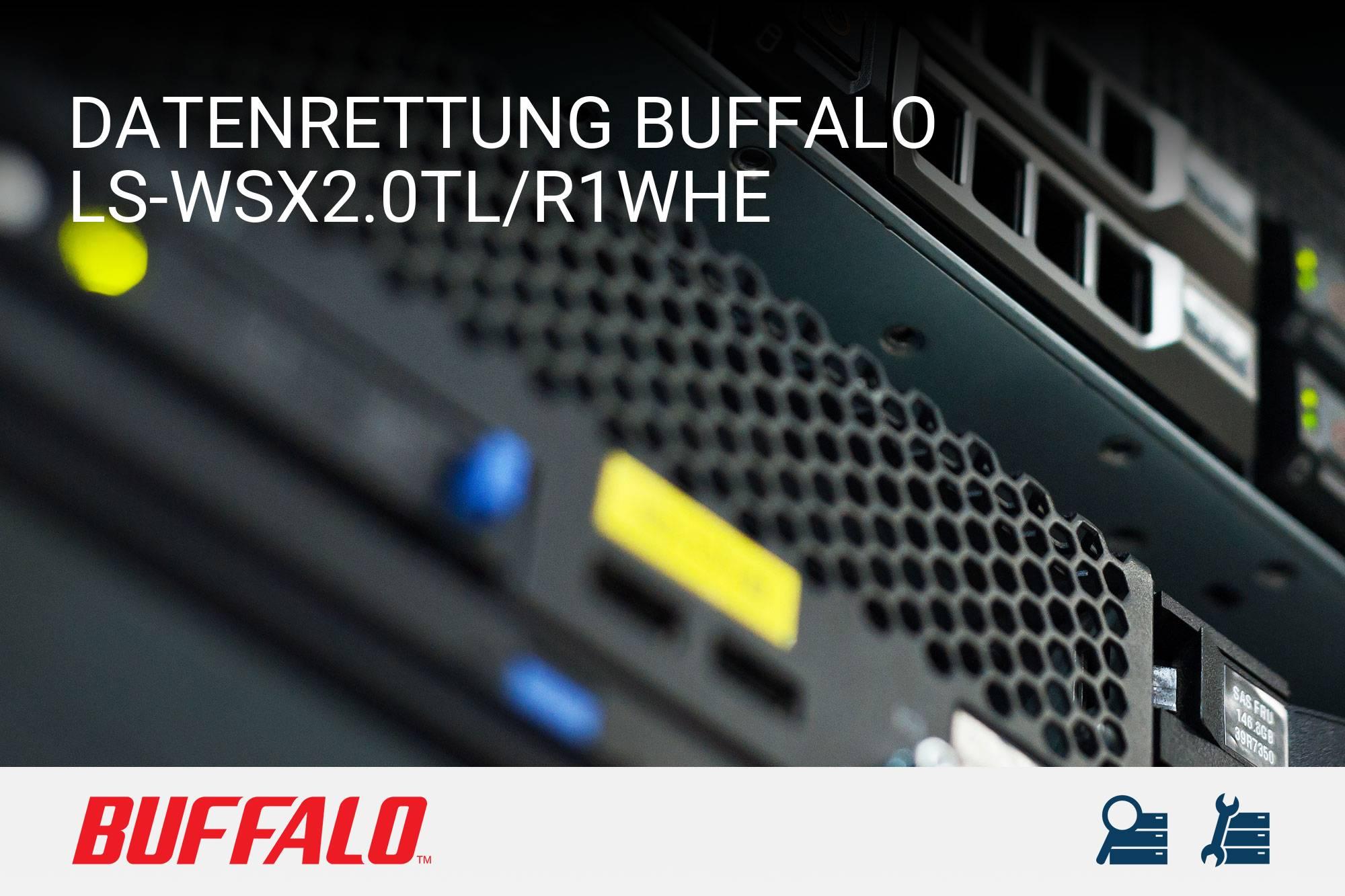 Buffalo LS-WSX2.0TL/R1WHE