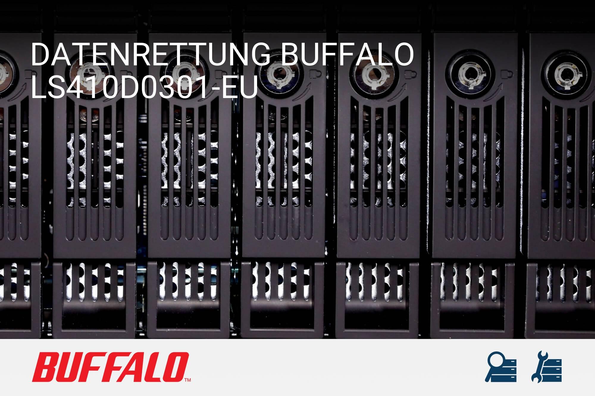Buffalo LS410D0301-EU
