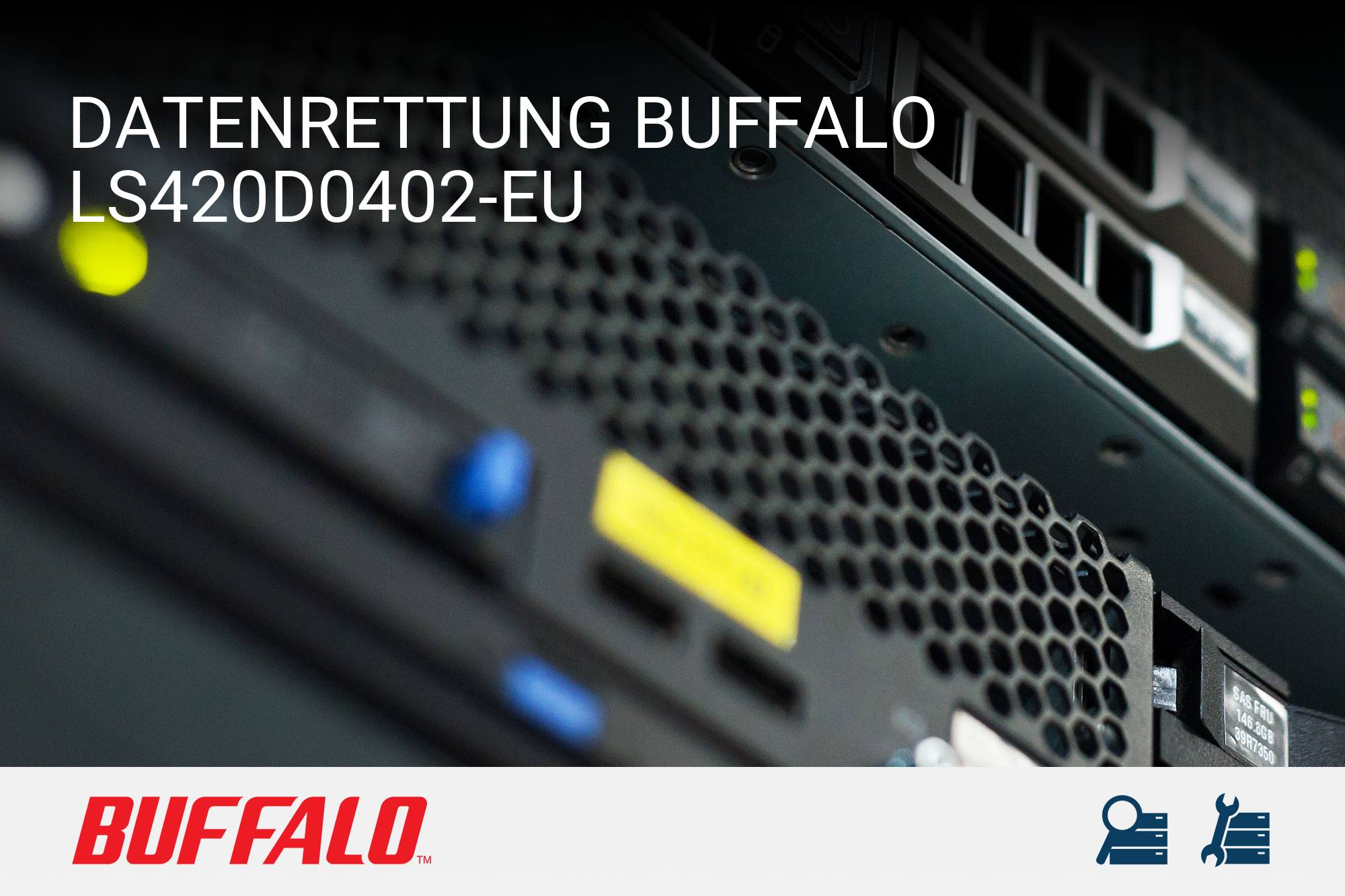 Buffalo LS420D0402-EU