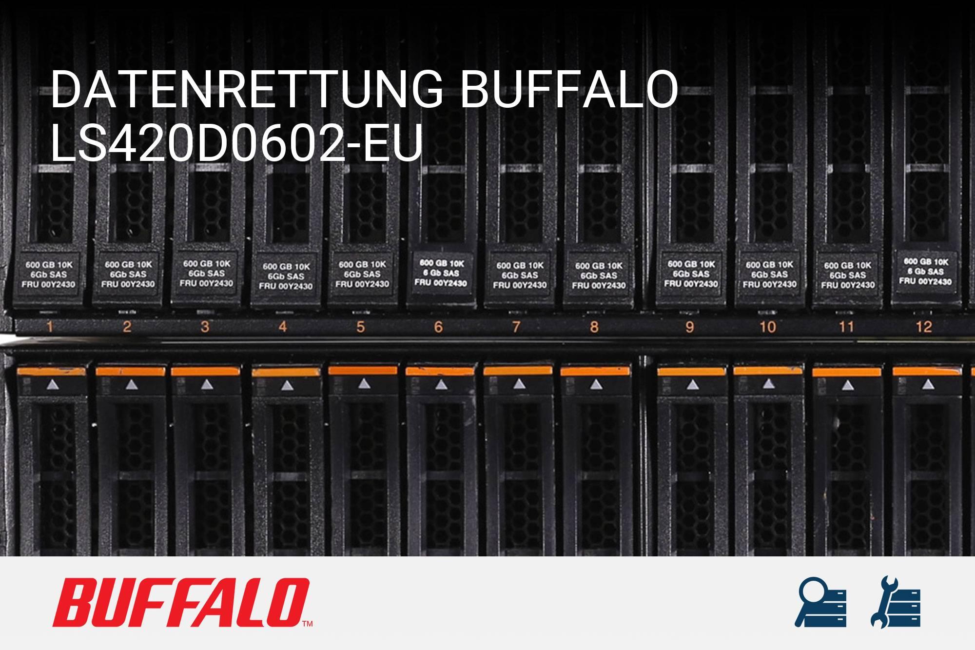 Buffalo LS420D0602-EU