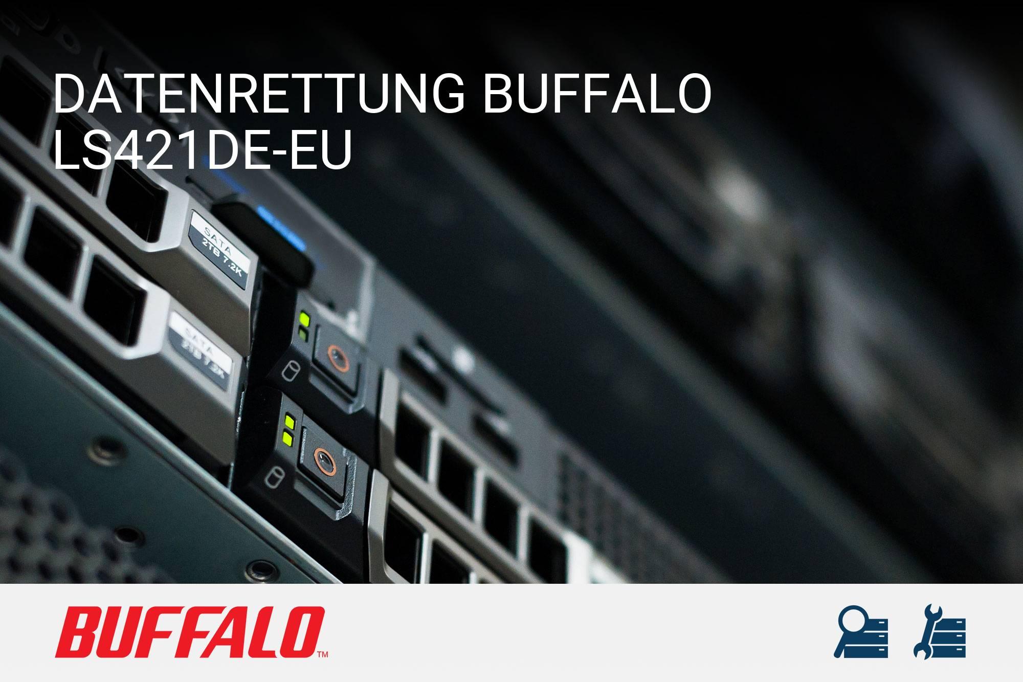Buffalo LS421DE-EU