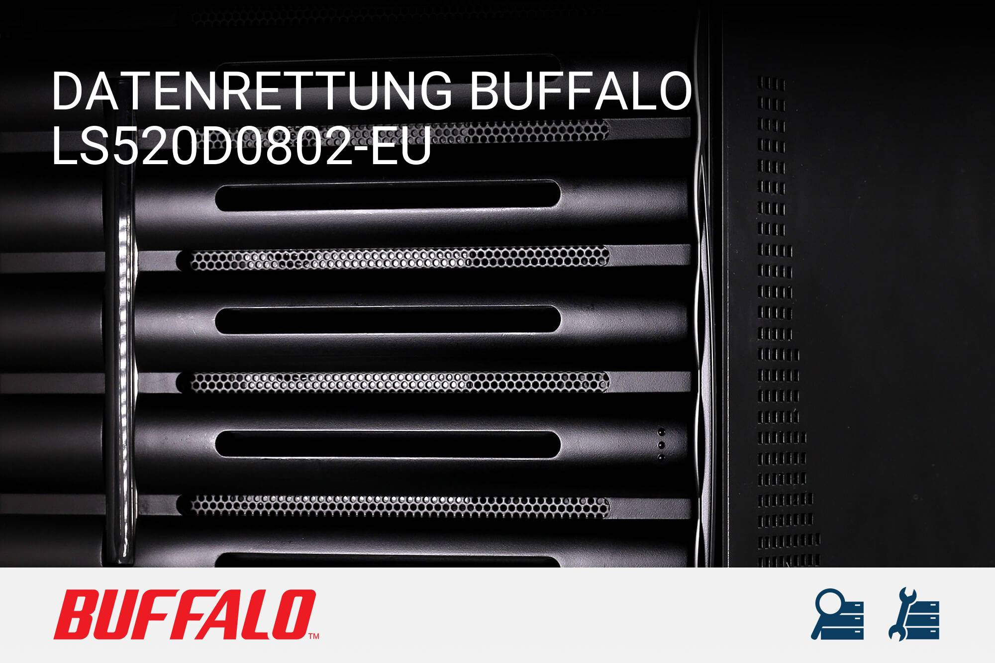 Buffalo LS520D0802-EU