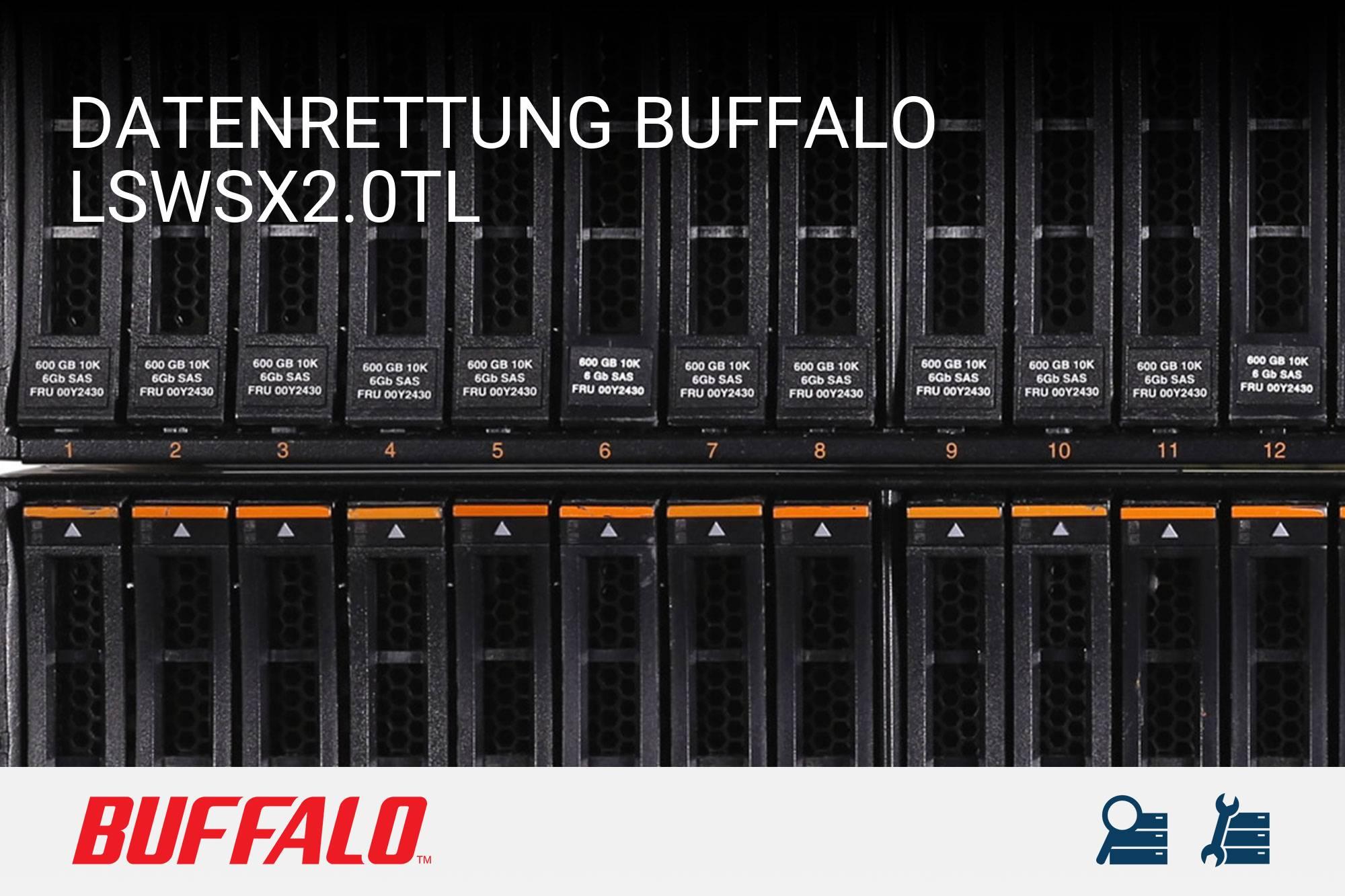 Buffalo LSWSX2.0TL