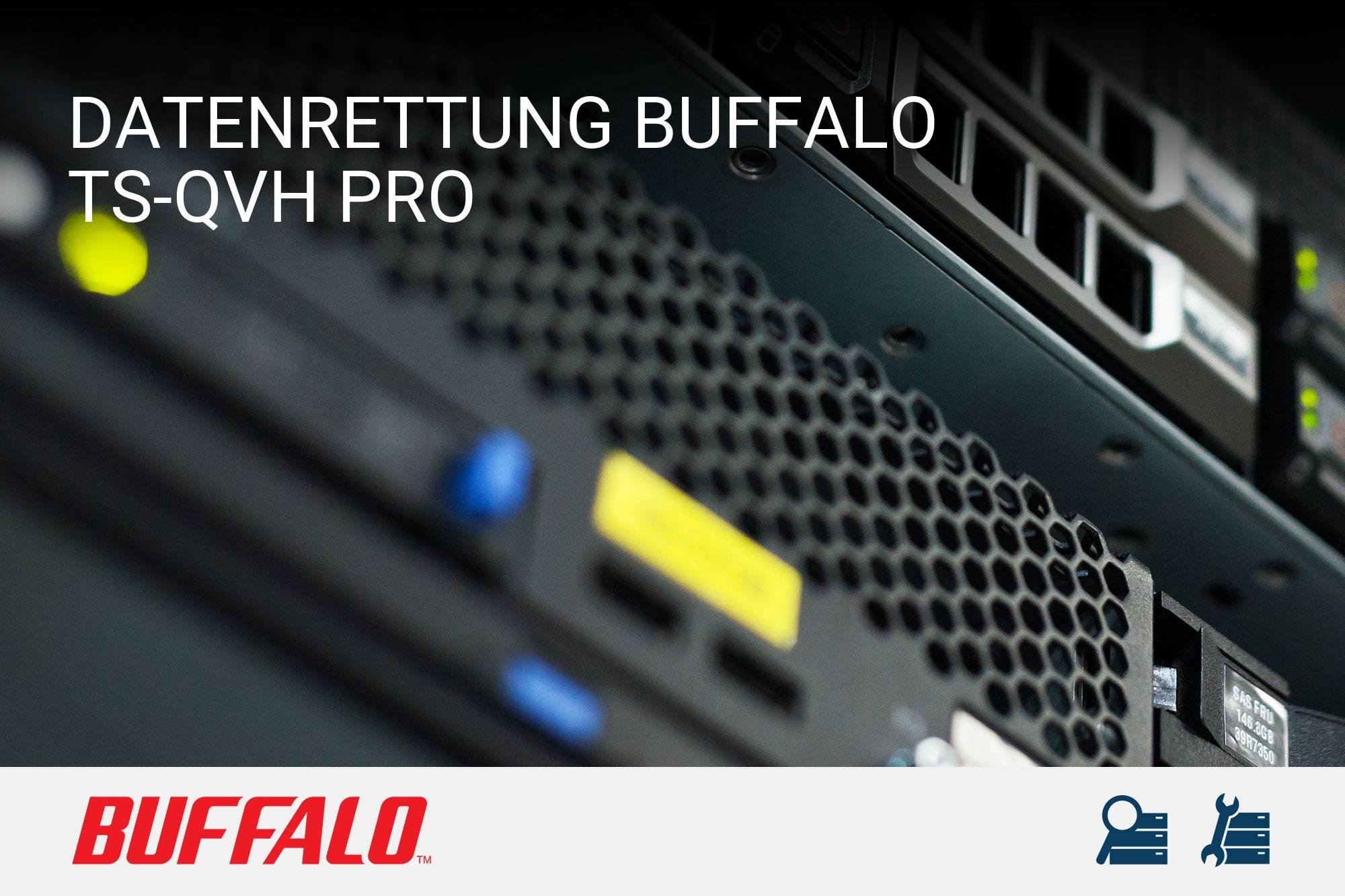 Buffalo TS-QVH Pro