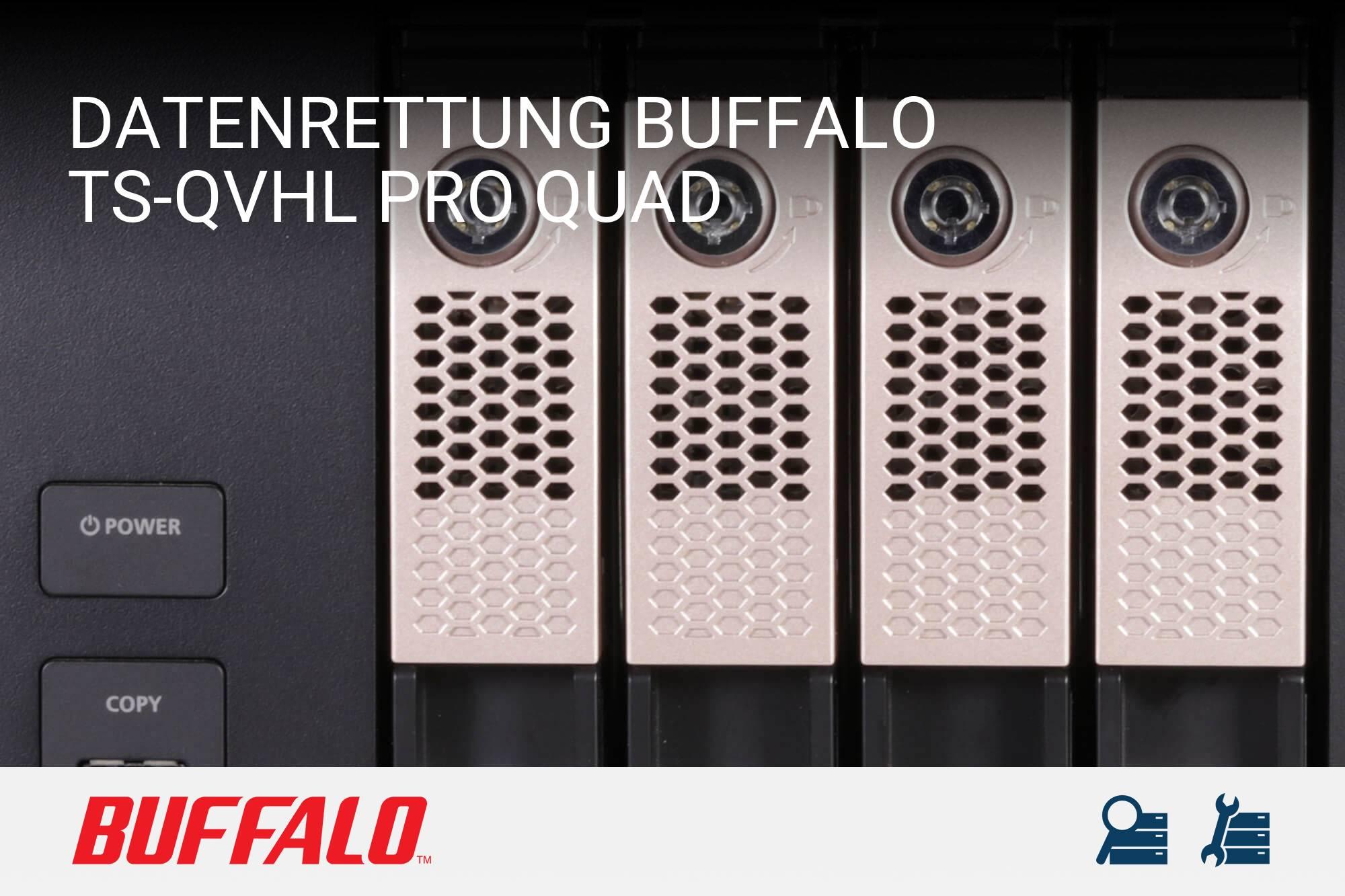 Buffalo TS-QVHL Pro Quad