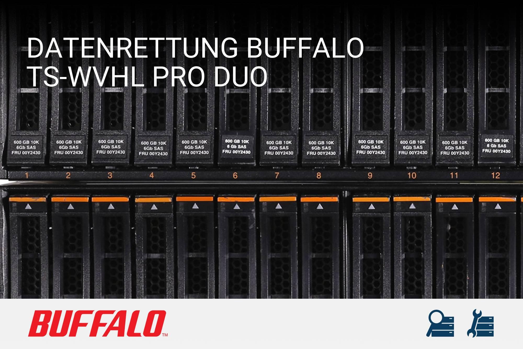 Buffalo TS-WVHL Pro Duo