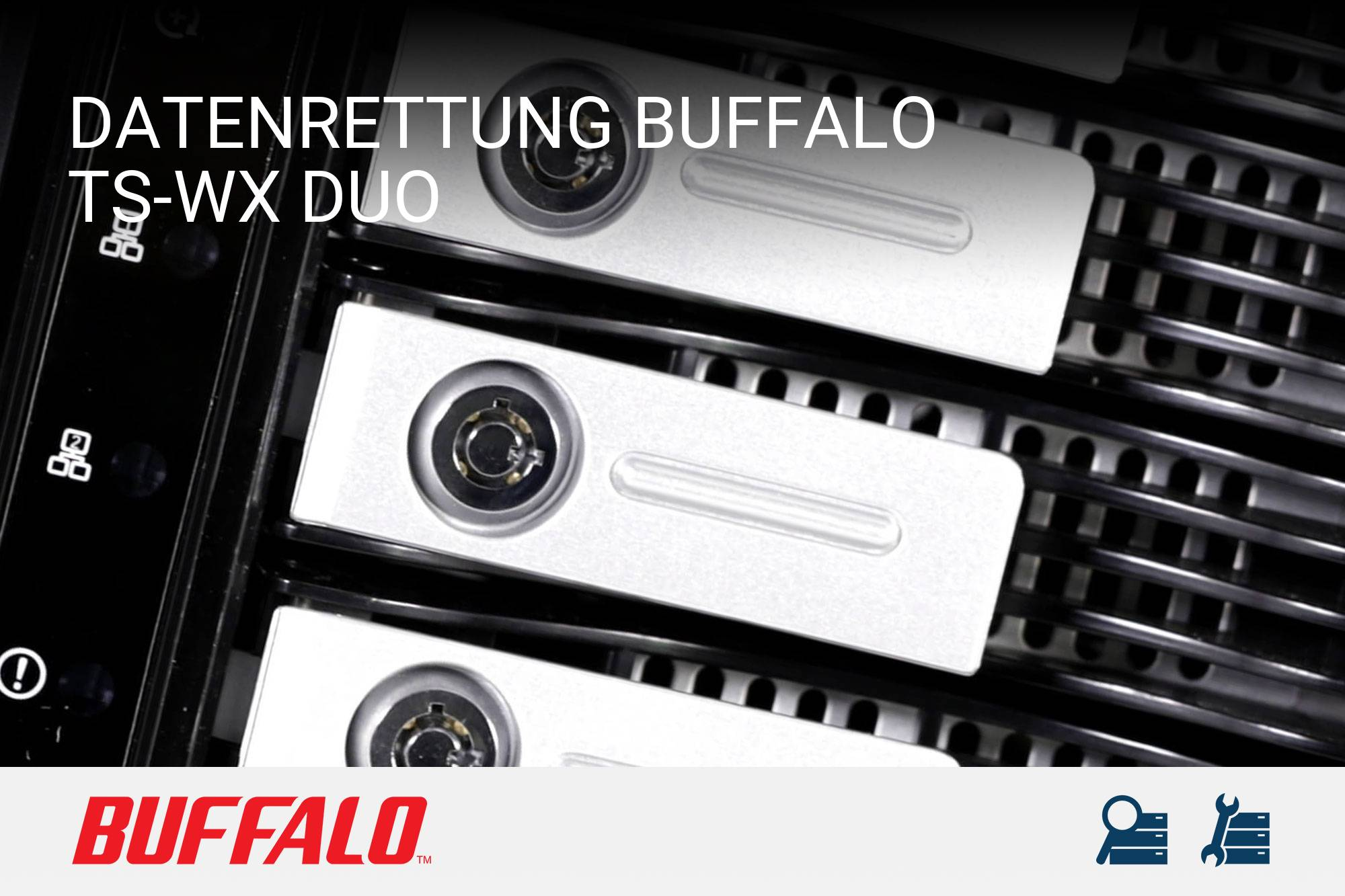Buffalo TS-WX Duo