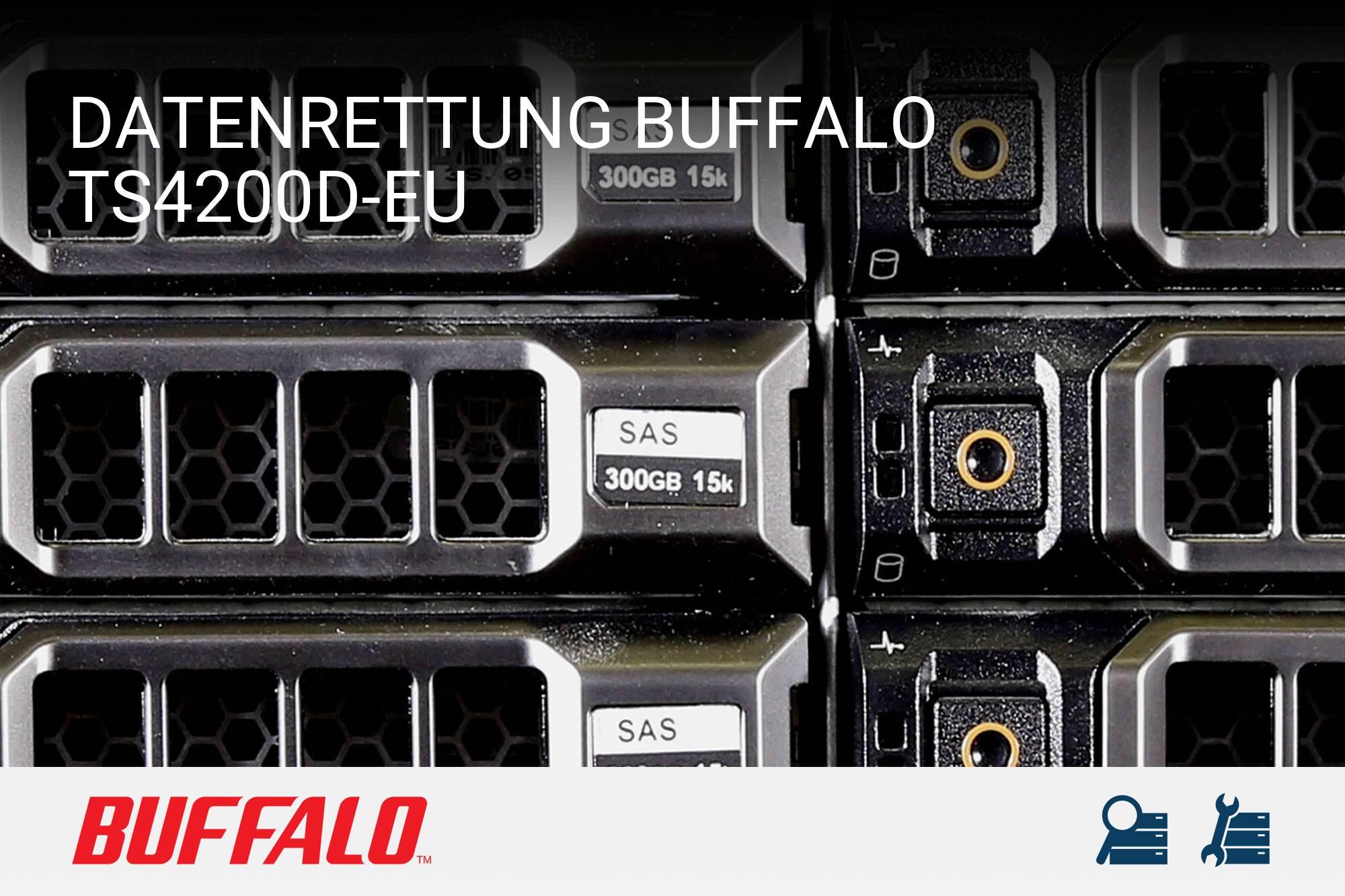 Buffalo TS4200D-EU