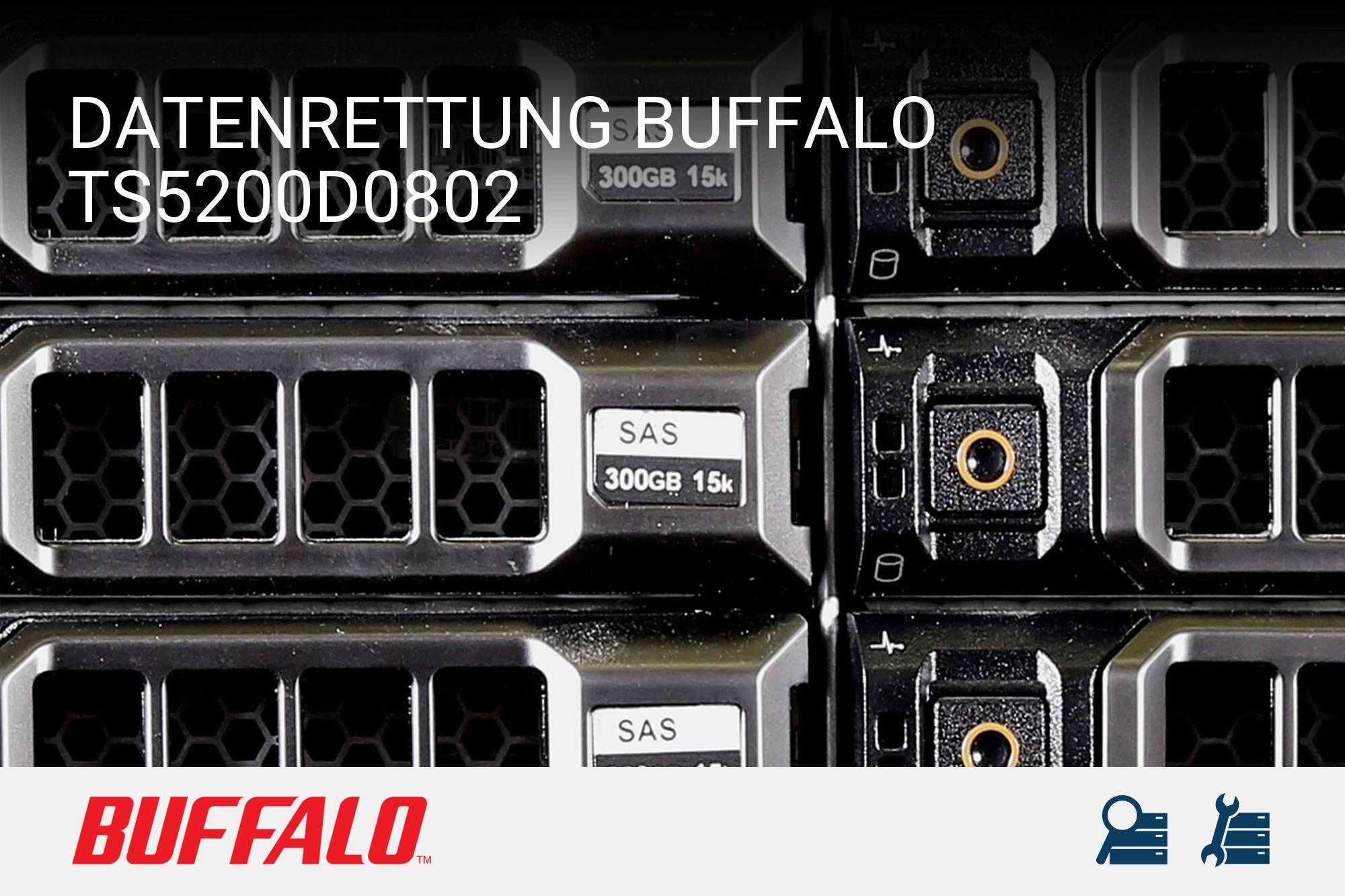 Buffalo TS5200D0802